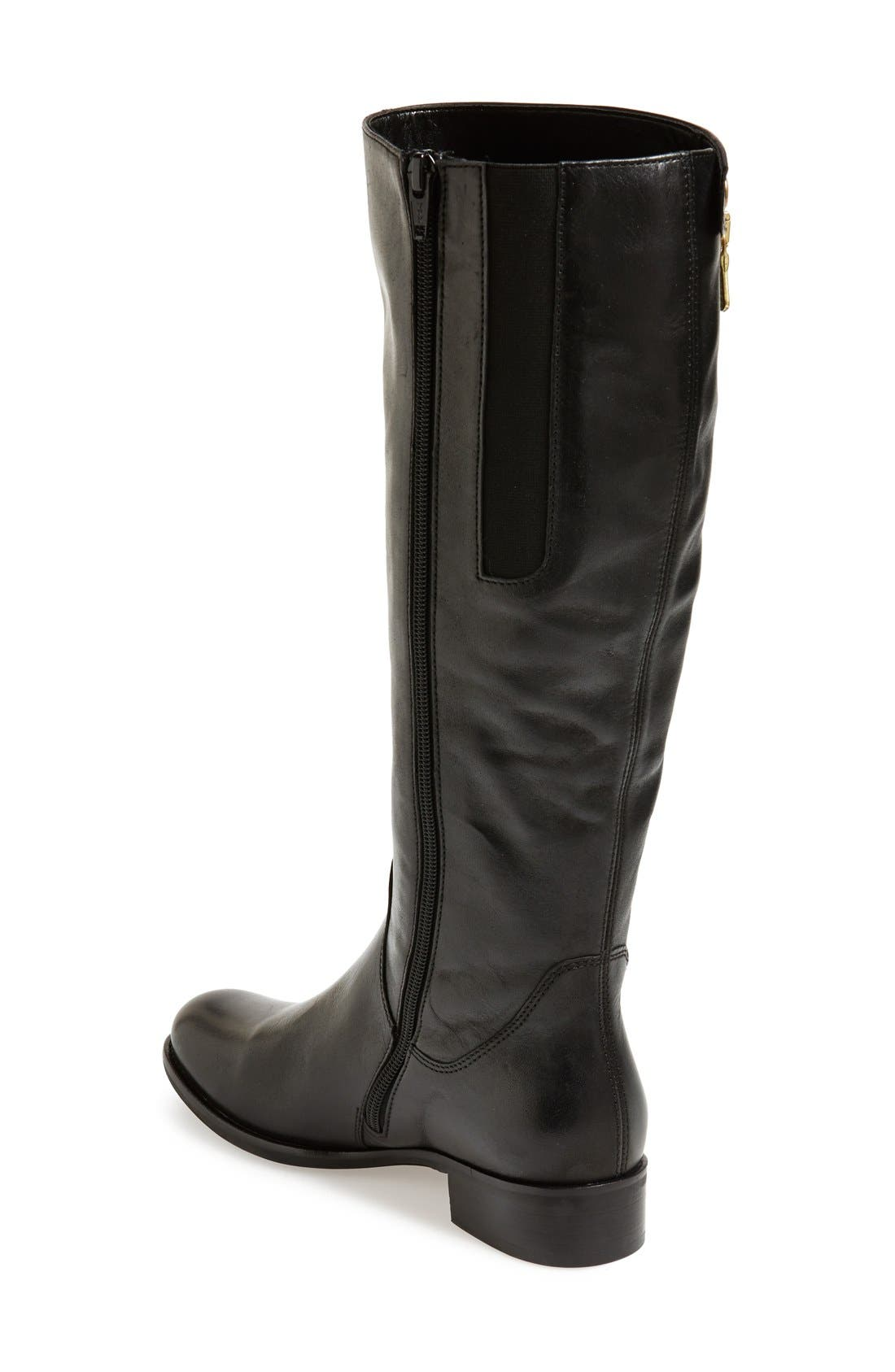 Alternate Image 2  - Gabor 'Gold' Leather Riding Boot (Women)
