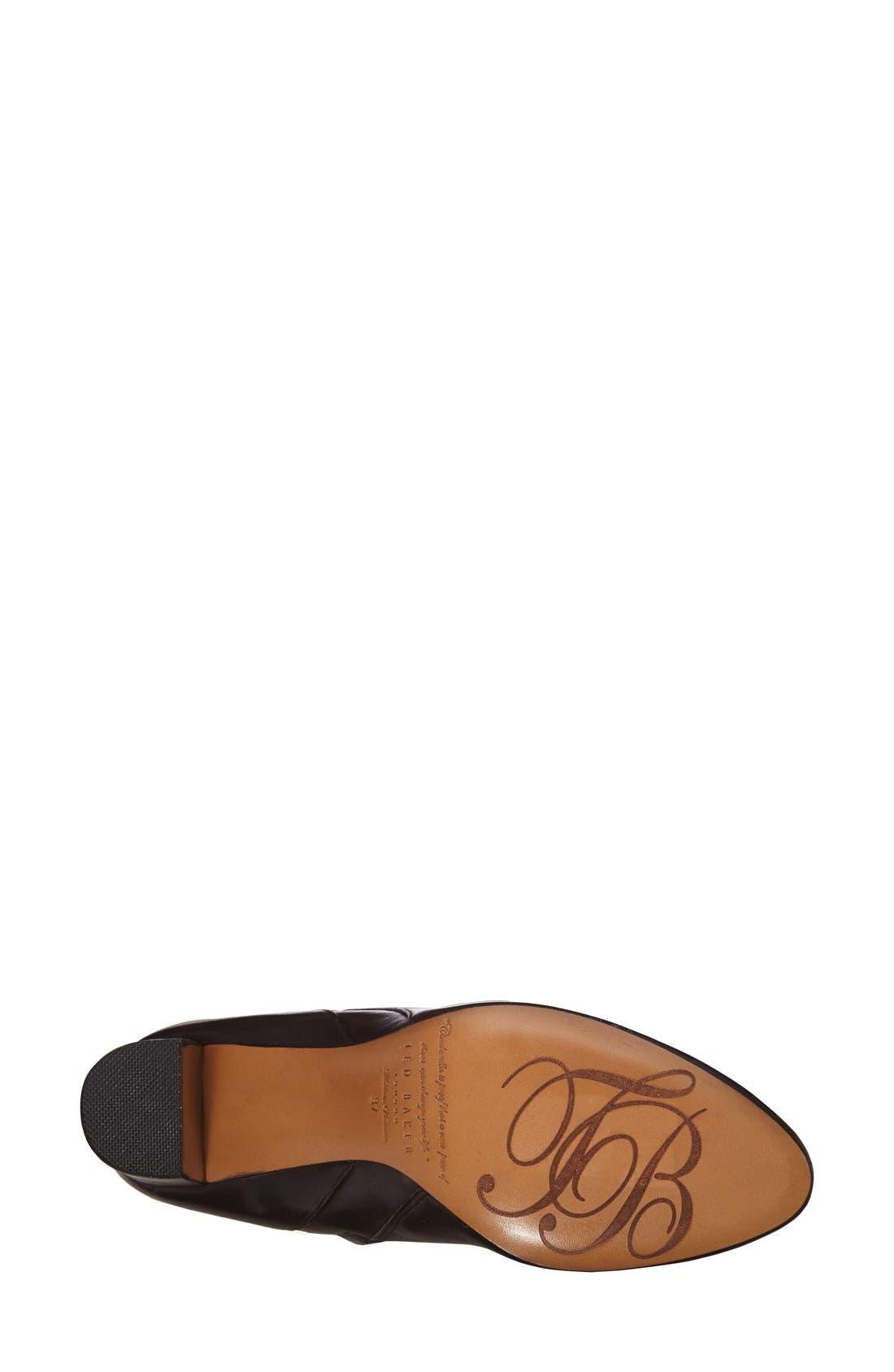 Alternate Image 4  - Ted Baker London 'Micka' Leather Boot (Women)