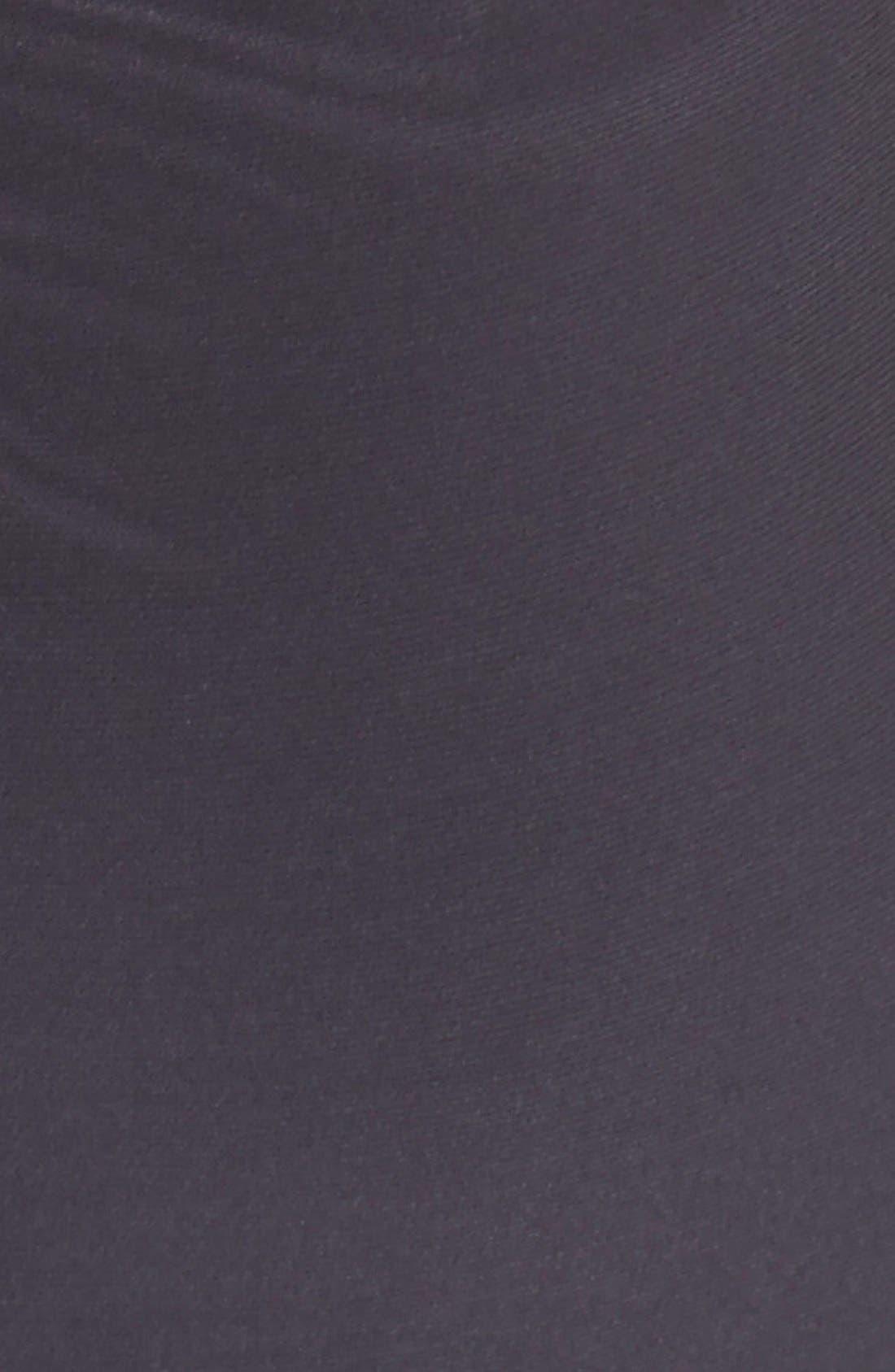 Alternate Image 4  - Xscape Embellished Lace & Jersey Cutout Sheath Dress
