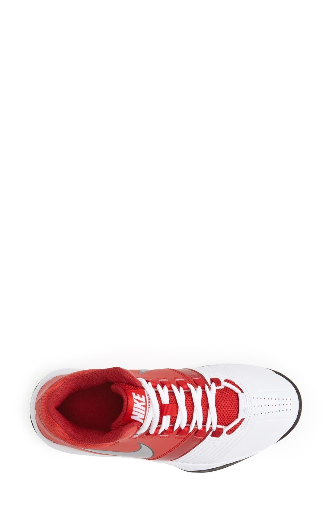Alternate Image 3  - Nike 'Air Visi Pro V' Basketball Shoe (Women)