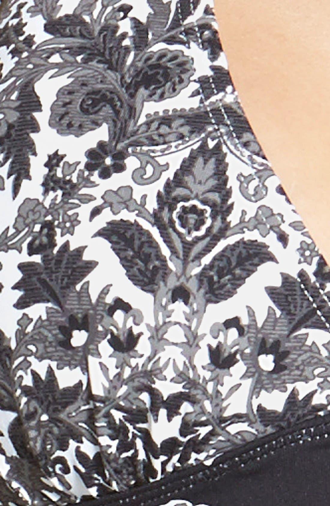 Alternate Image 6  - Tommy Bahama 'Vintage' Halter Bikini Top
