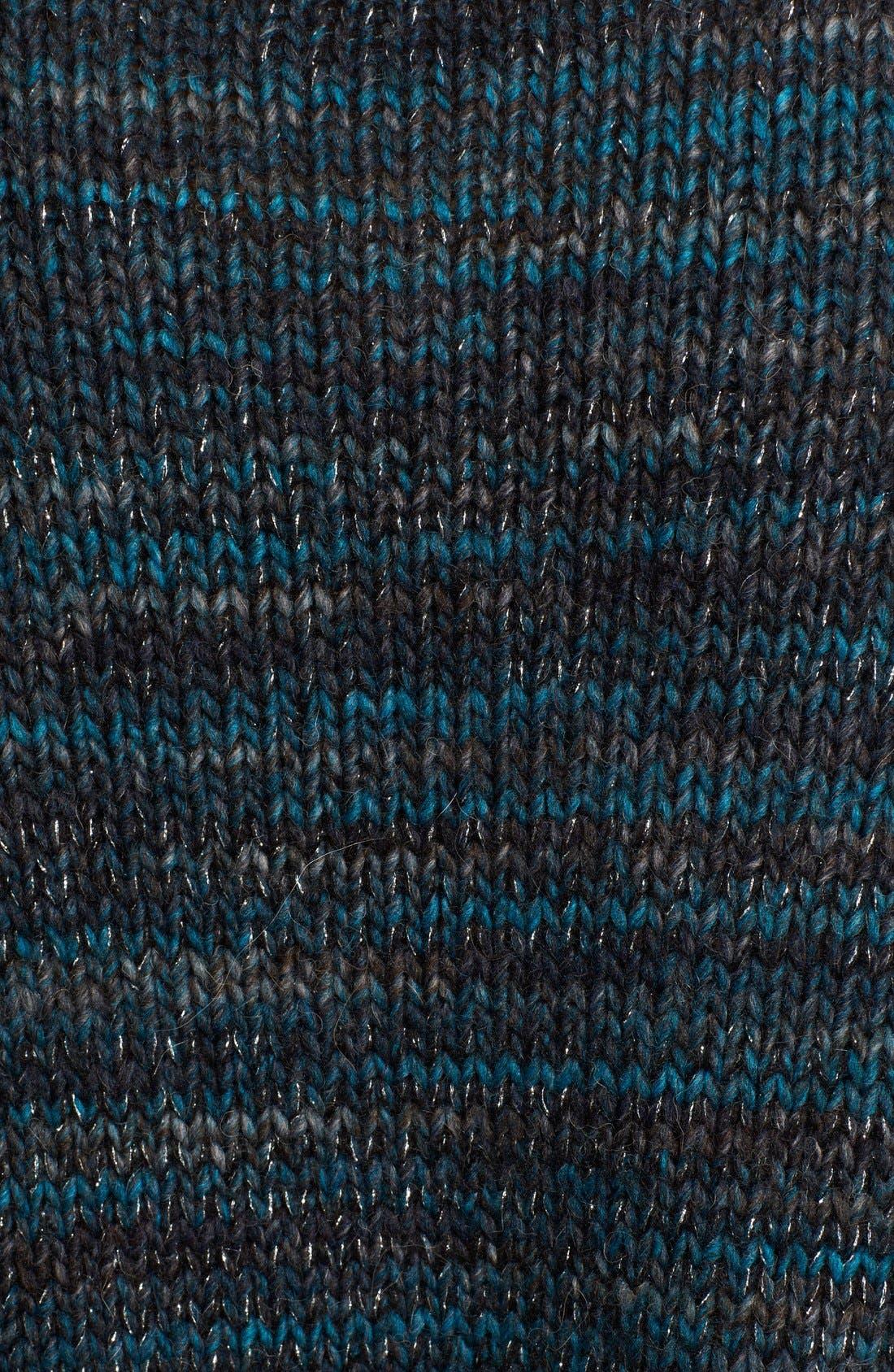 Alternate Image 3  - Zadig & Voltaire 'Daphnee' Drape Wool Blend Cardigan