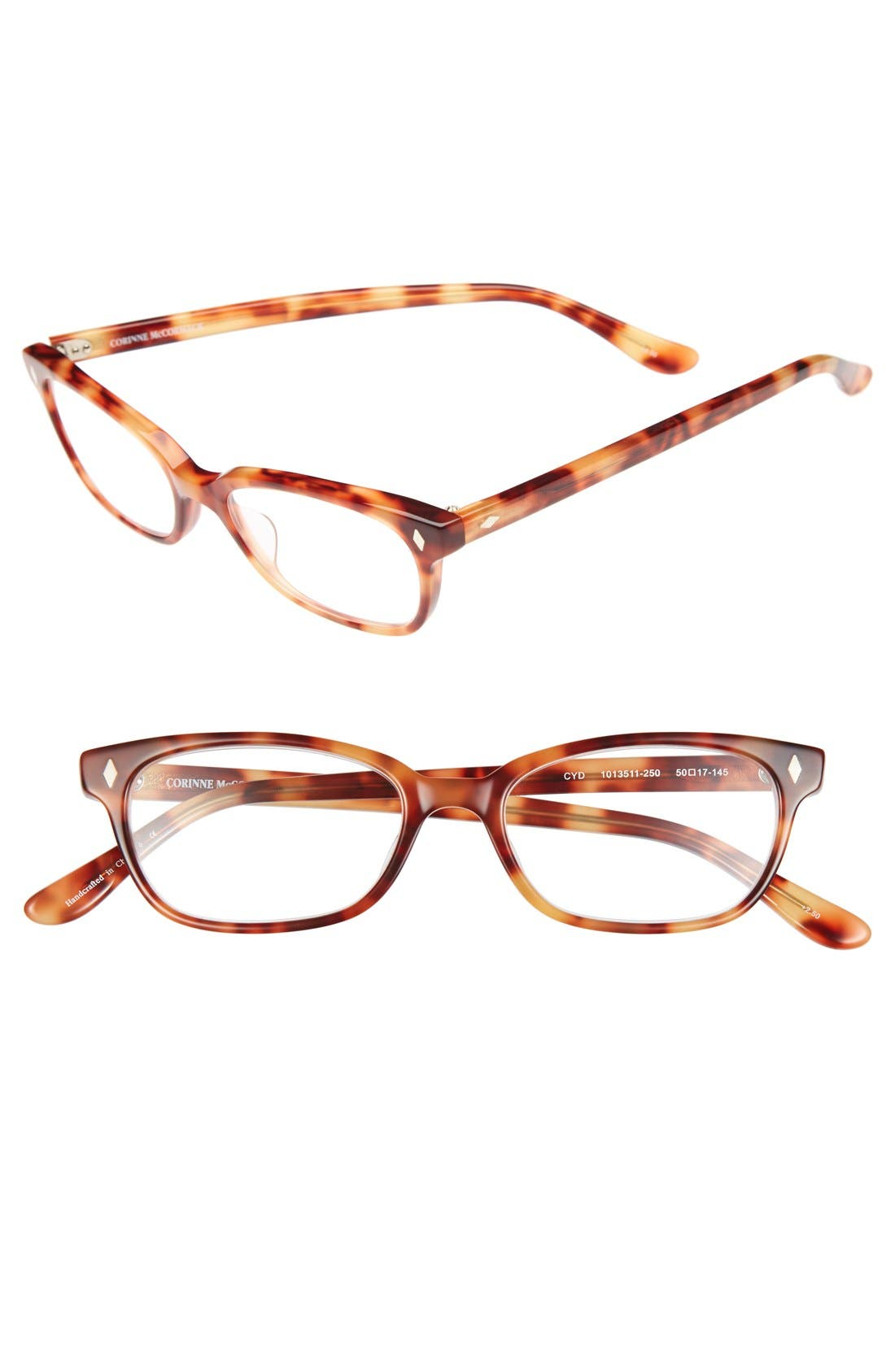 Alternate Image 1 Selected - Corinne McCormack 'Cyd' 52mm Reading Glasses (2 for $88)