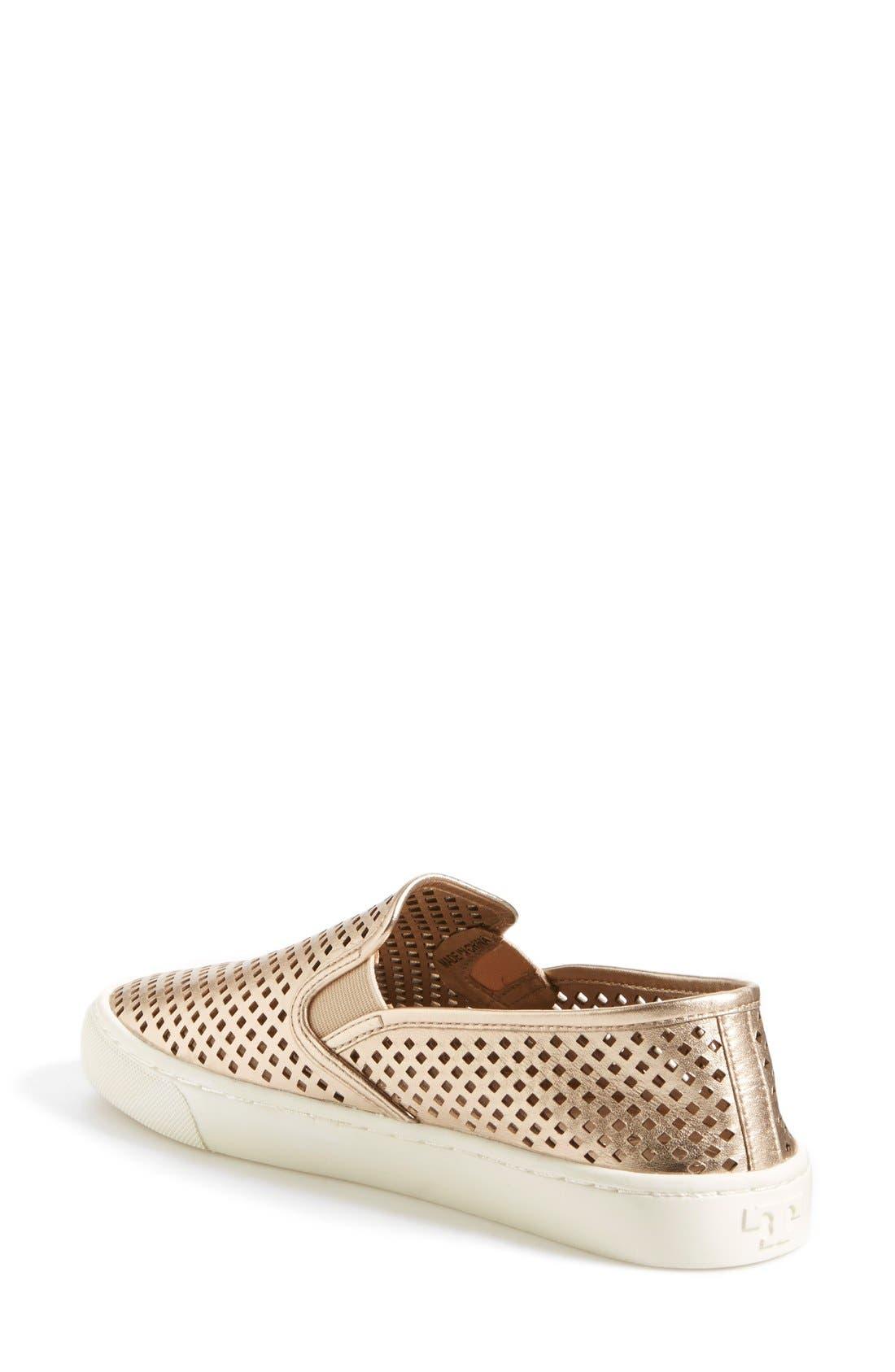 Alternate Image 2  - Tory Burch 'Jesse' Perforated Sneaker (Women)