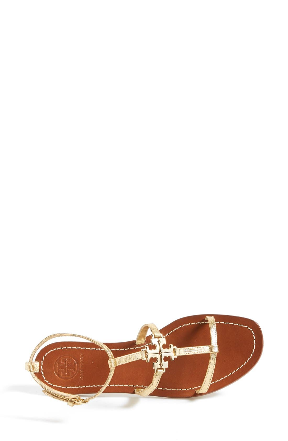 Alternate Image 3  - Tory Burch 'Lowell' Leather Sandal (Women)