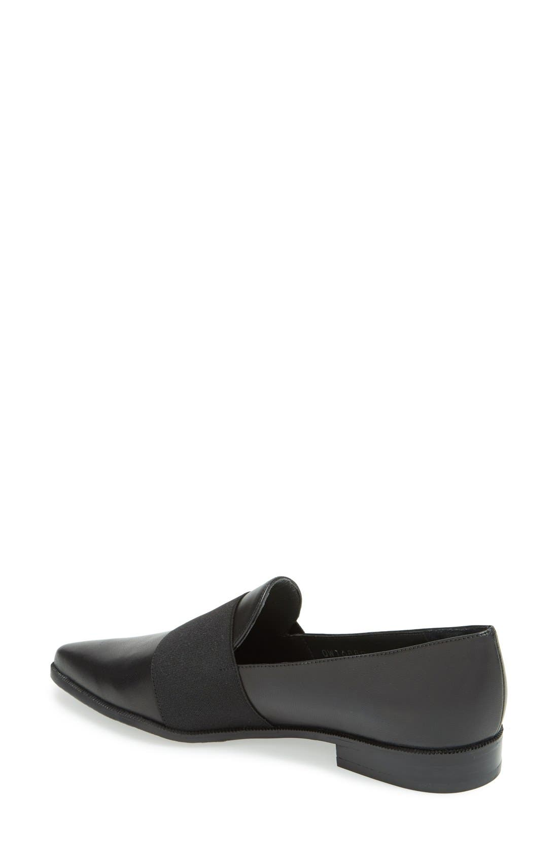 Alternate Image 2  - Stuart Weitzman 'The Band' Flat (Women)