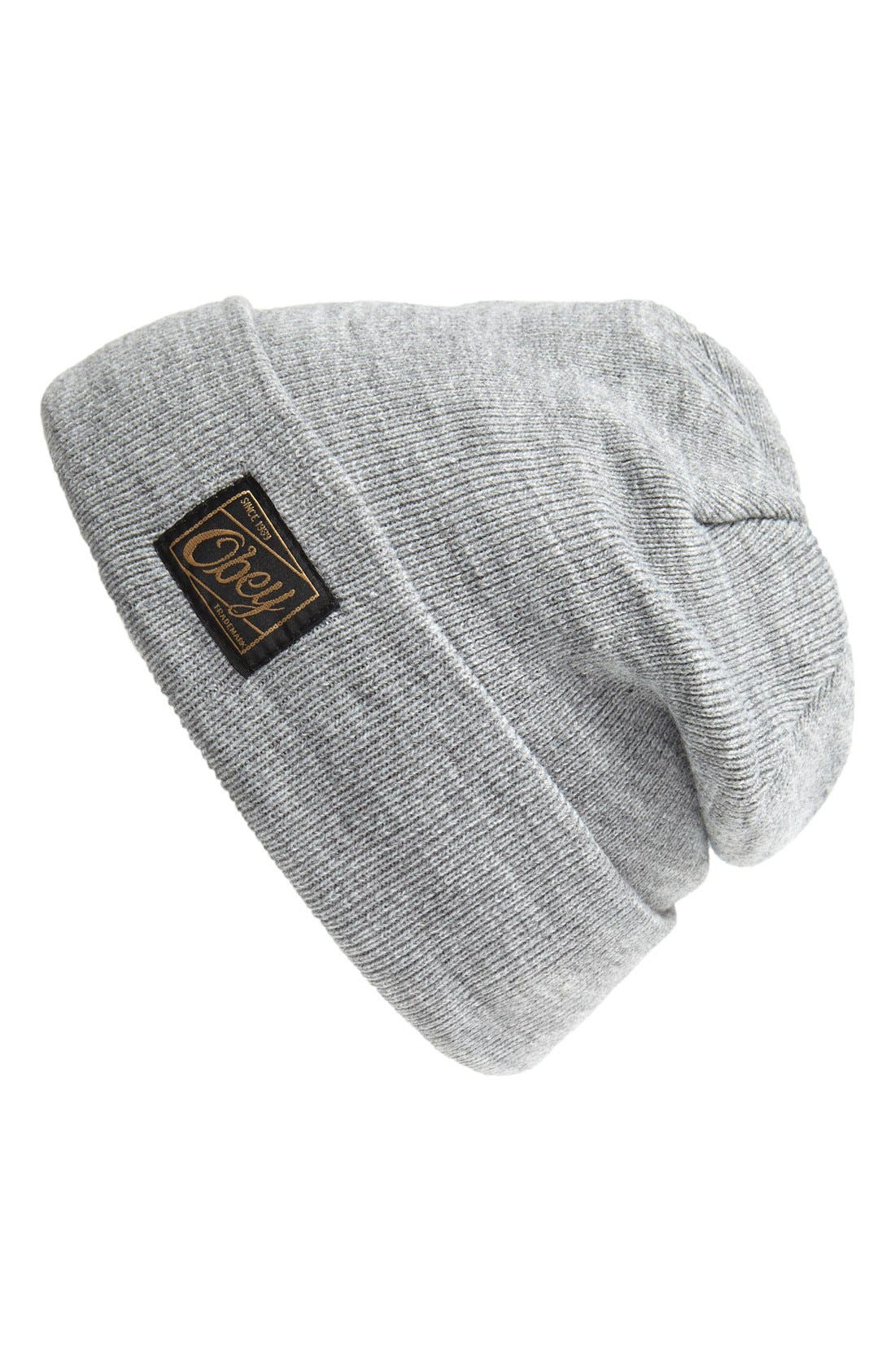 Alternate Image 1 Selected - Obey 'Jobber' Beanie