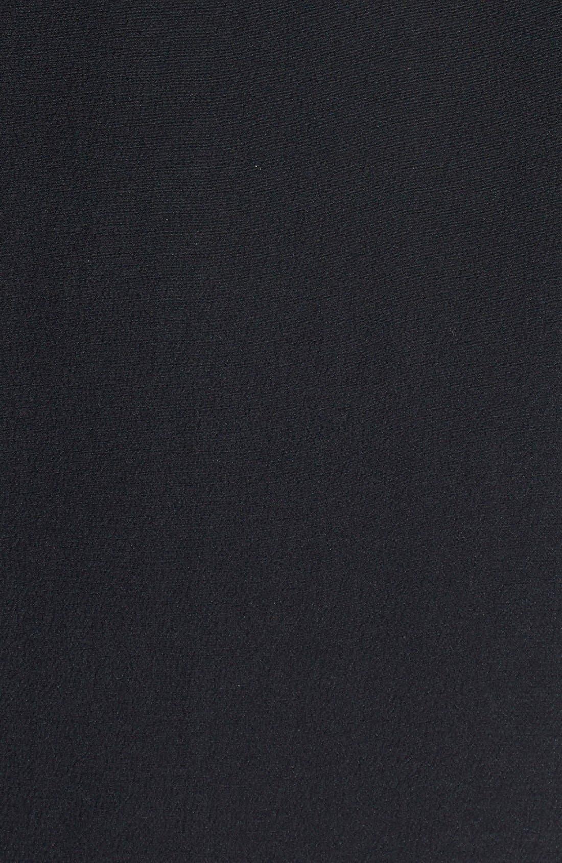 Alternate Image 2  - Eileen Fisher Silk Crêpe de Chine Mandarin Collar Tunic