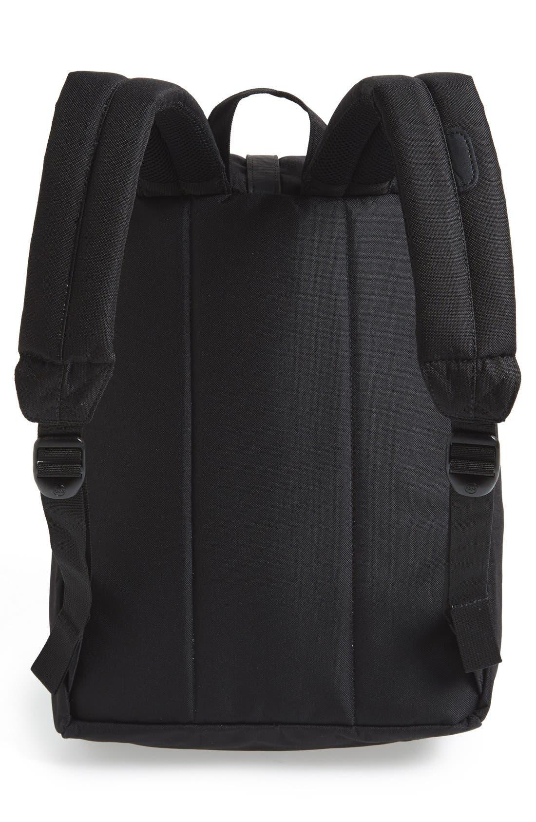 Alternate Image 4  - Herschel Supply Co. 'Post' Backpack (Nordstrom Exclusive)