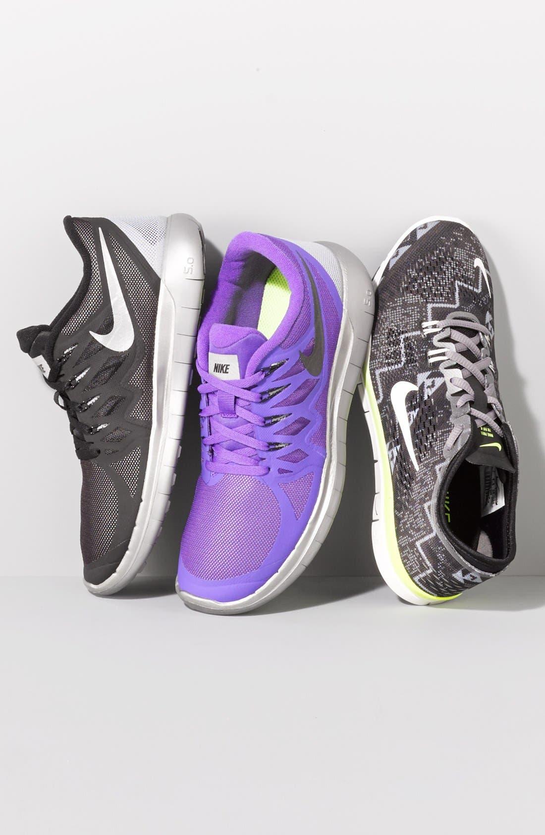 Alternate Image 5  - Nike 'Free 5.0 Flash' Running Shoe (Women)