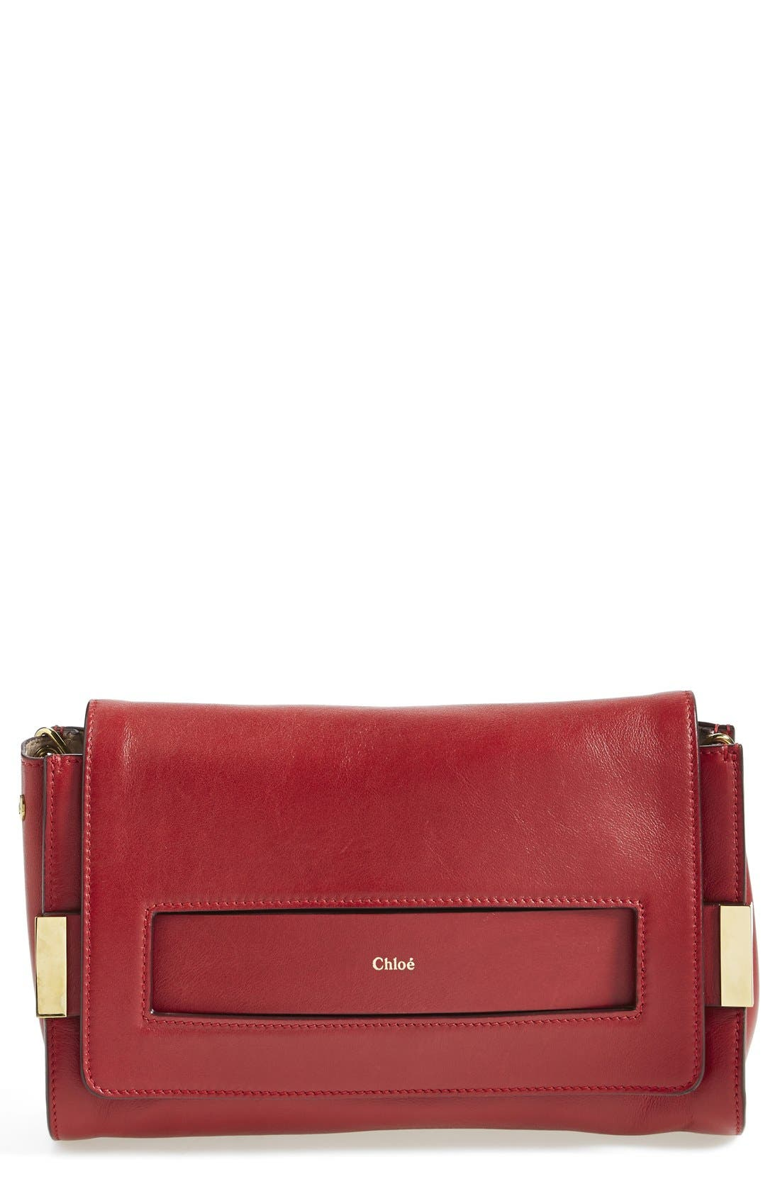 Alternate Image 1 Selected - Chloé 'Elle - Medium' Clutch