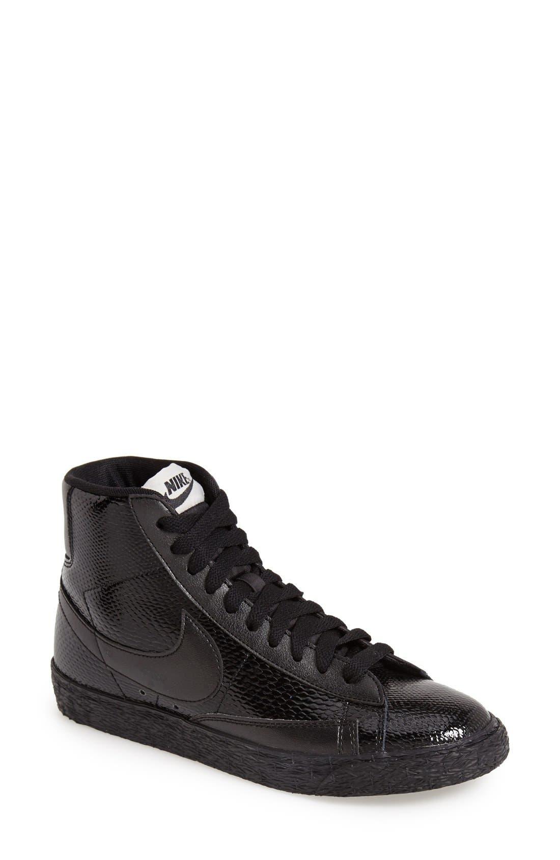 Alternate Image 1 Selected - Nike 'Blazer Mid' Sneaker (Women)