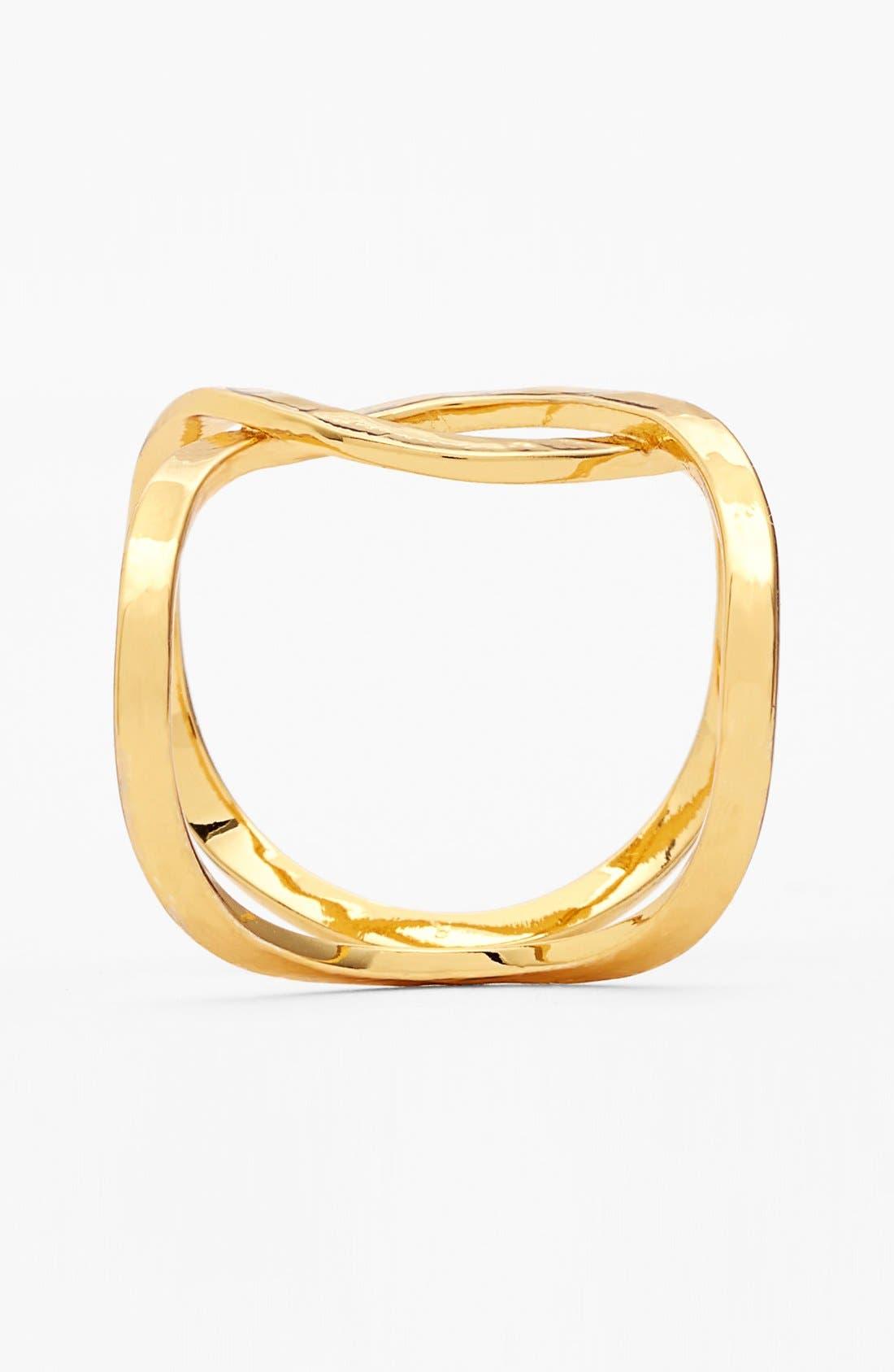 Alternate Image 3  - gorjana 'Taner' Interlocking Ring