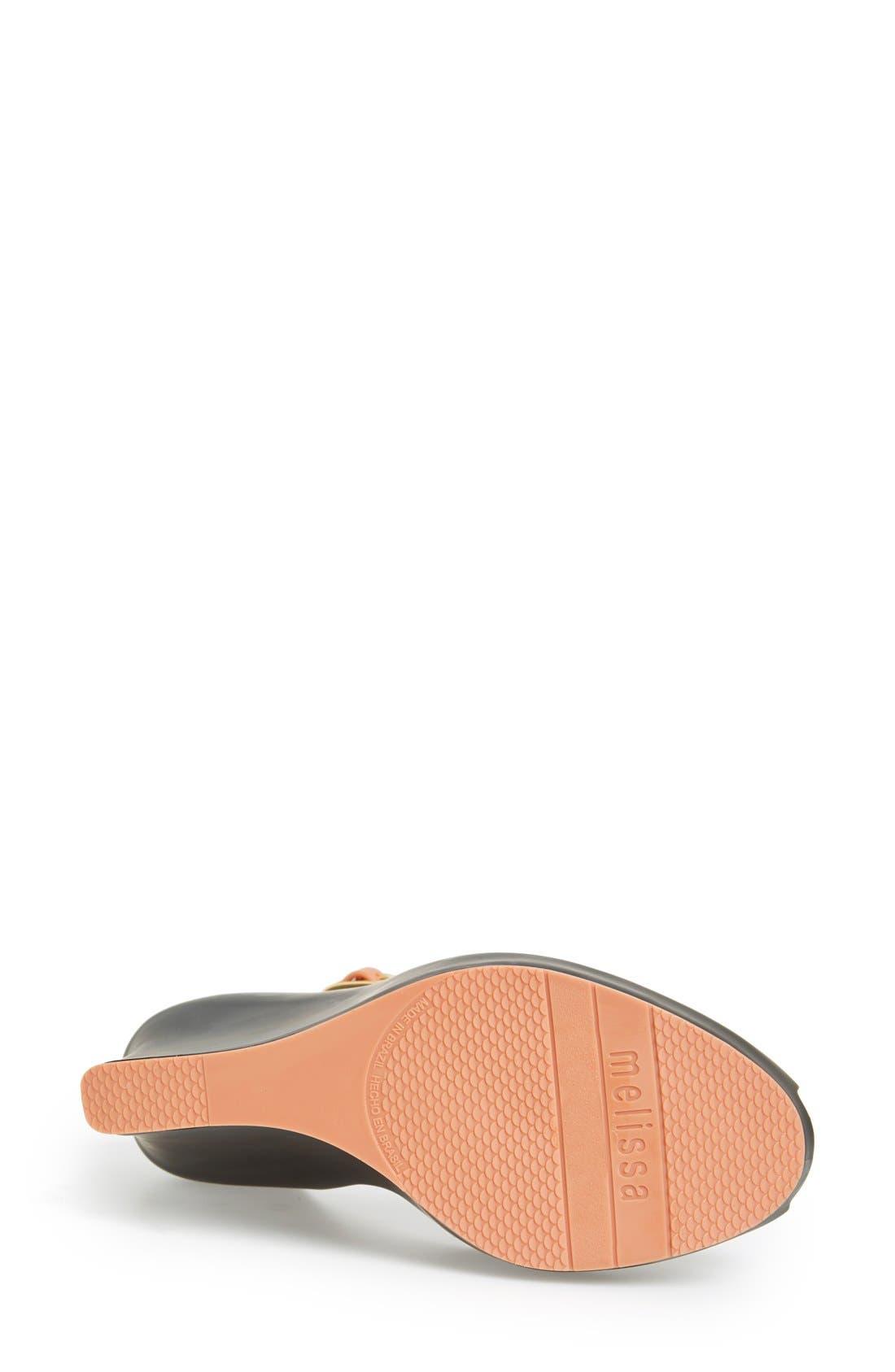 Alternate Image 4  - Melissa 'Patchuli' Wedge Sandal