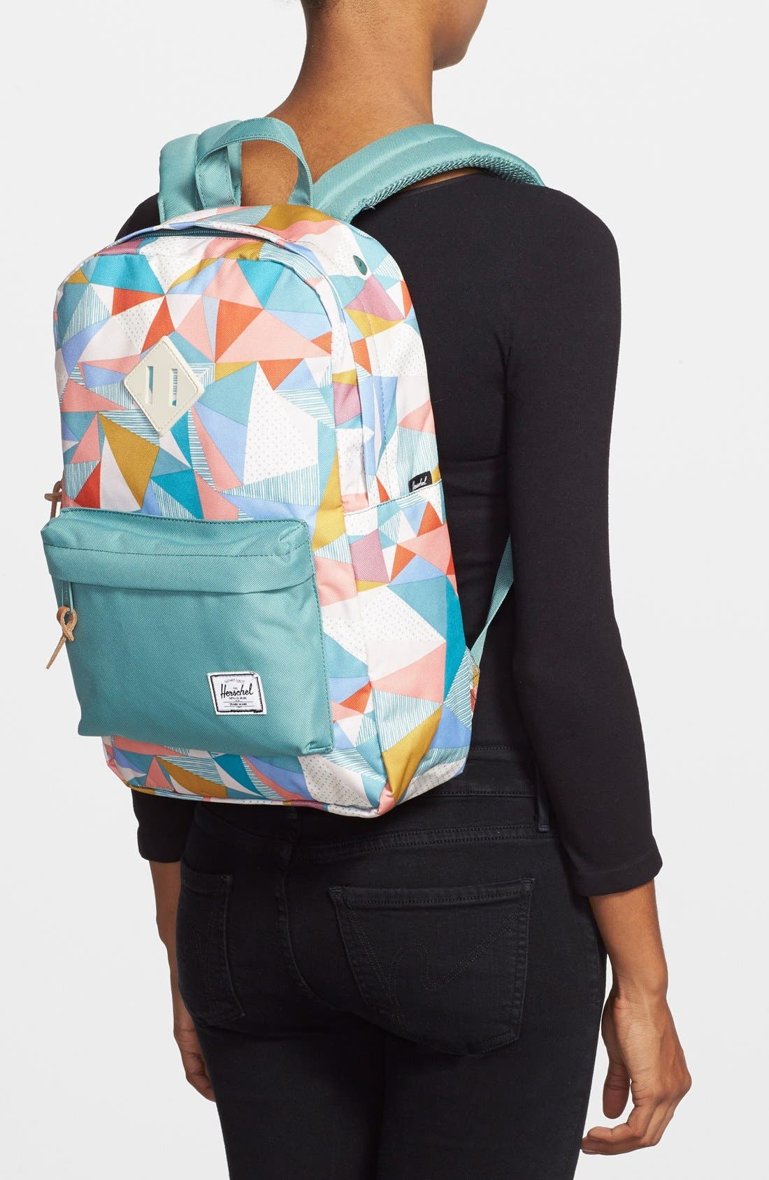 Alternate Image 2  - Herschel Supply Co. 'Heritage - Medium' Backpack
