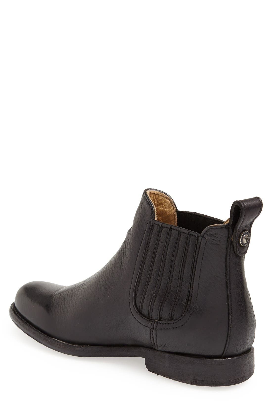 Alternate Image 2  - Frye 'Phillip' Leather Chelsea Boot (Women)