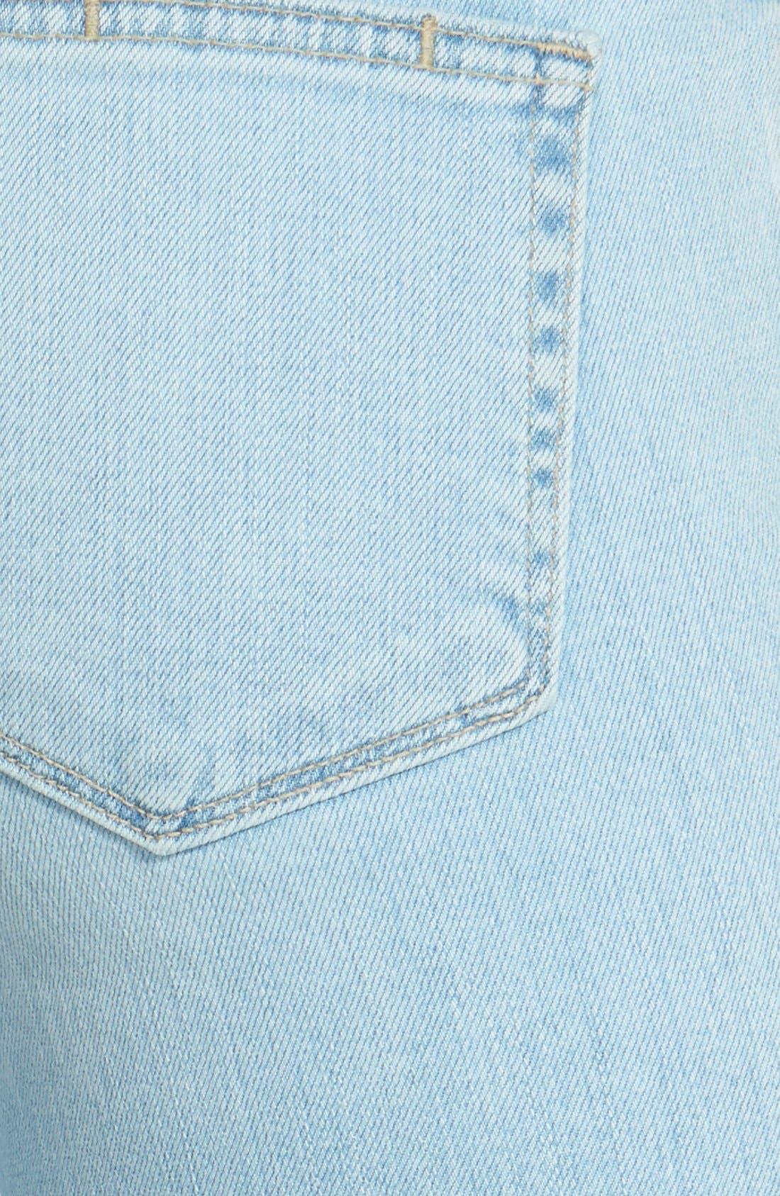 Alternate Image 3  - Paige Denim 'Verdugo' Ultra Skinny Jeans (Naomi Embellished)