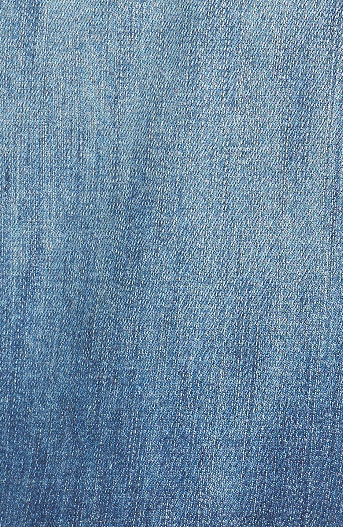 Alternate Image 4  - KUT from the Kloth 'Helena' Denim Jacket (Regular & Petite)
