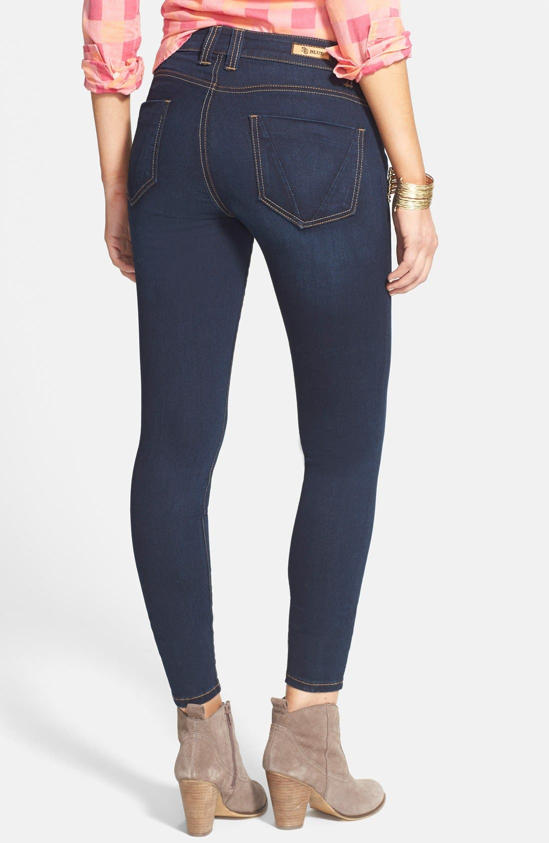 Alternate Image 2  - STS Blue 'Piper' Skinny Jeans