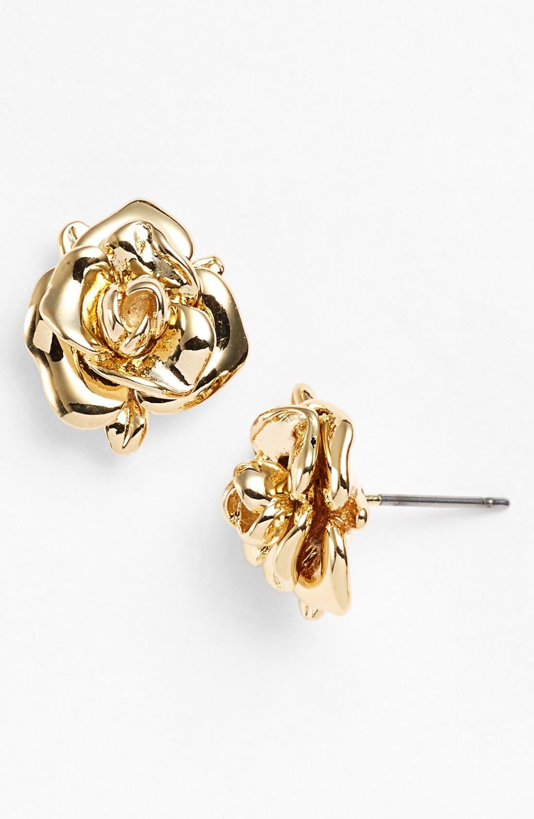 Alternate Image 1 Selected - MARC BY MARC JACOBS 'Jerrie Rose' Stud Earrings
