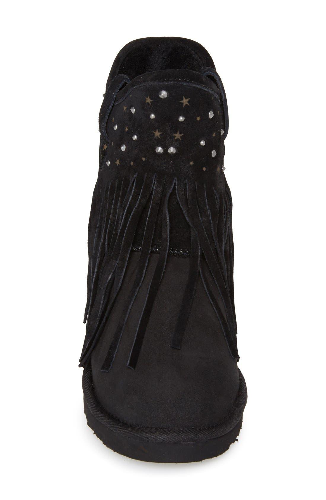Alternate Image 3  - Koolaburra 'Haley - Starlight' Genuine Shearling Short Boot (Women)