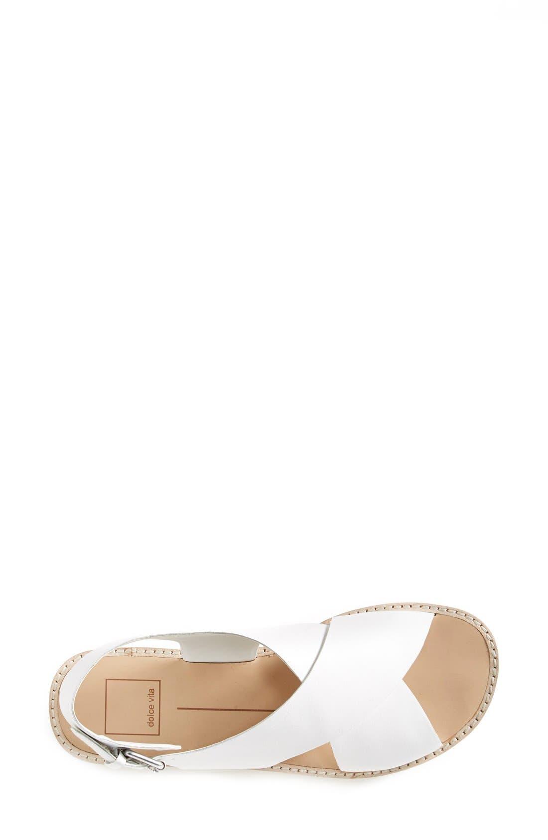 Alternate Image 3  - Dolce Vita 'Ziggie' Sandal (Women)