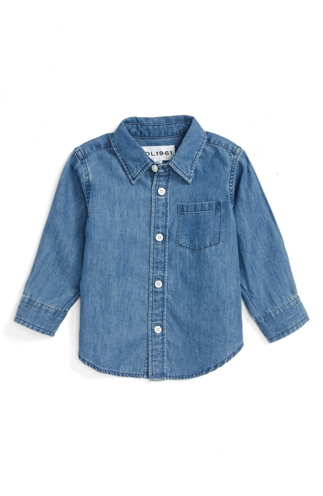 DL1961 Franklin Chambray Shirt (Baby)