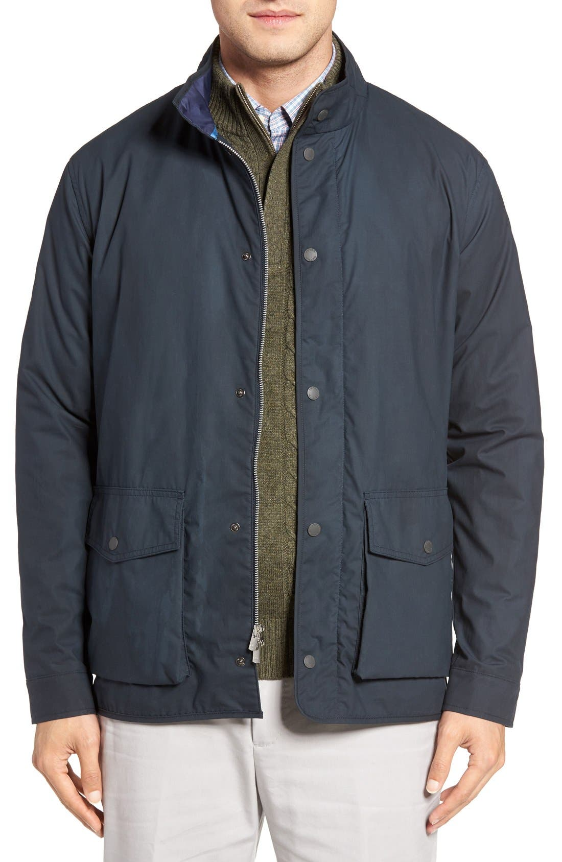 Peter Millar Harrison Water Resistant Field Jacket