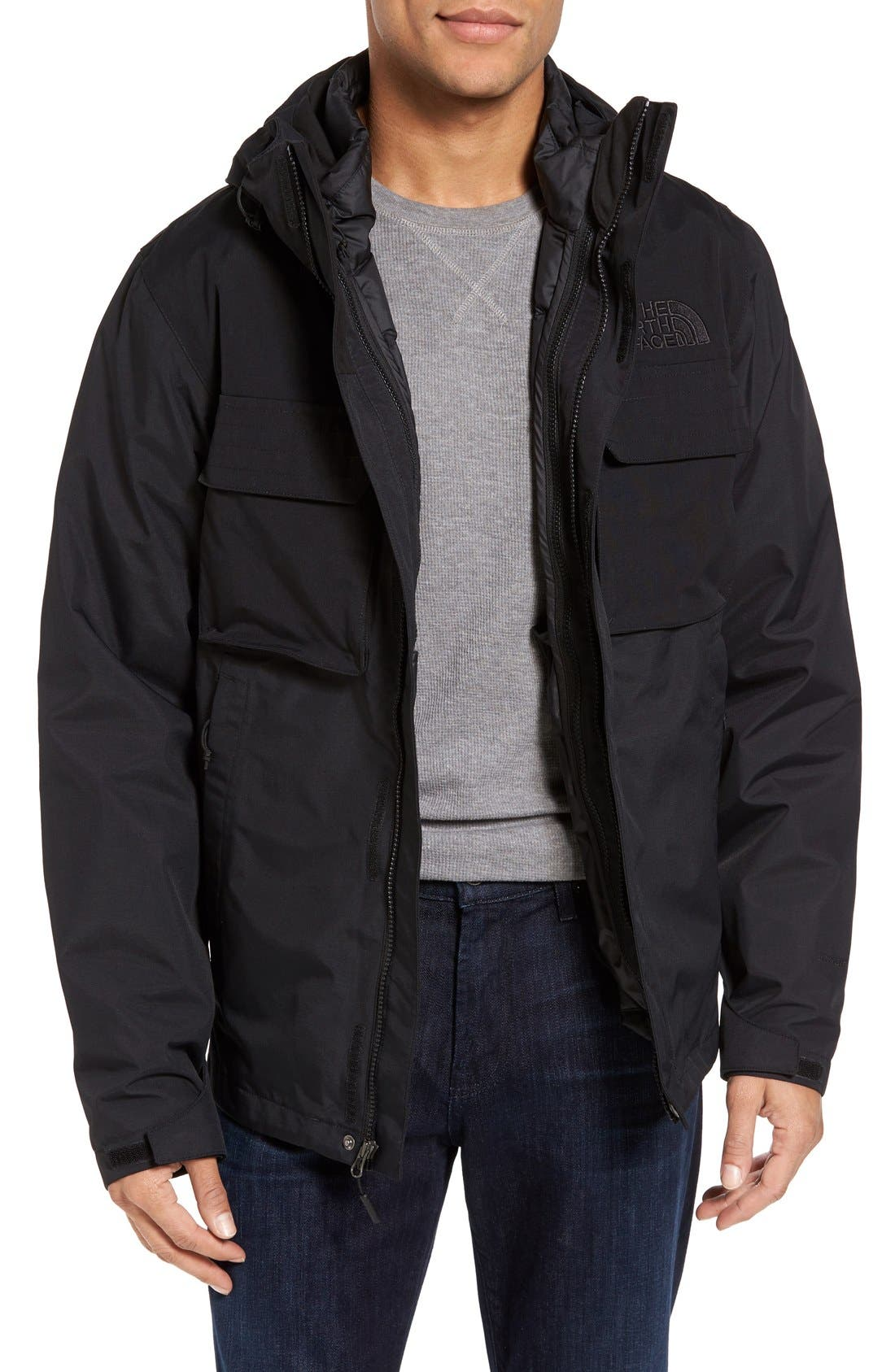 Alternate Image 1 Selected - The North Face Hauser TriClimate® 3-in-1 Jacket