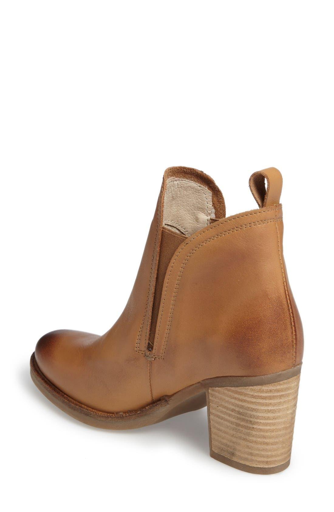 Alternate Image 2  - Bos. & Co. Belfielding Waterproof Chelsea Boot (Women)