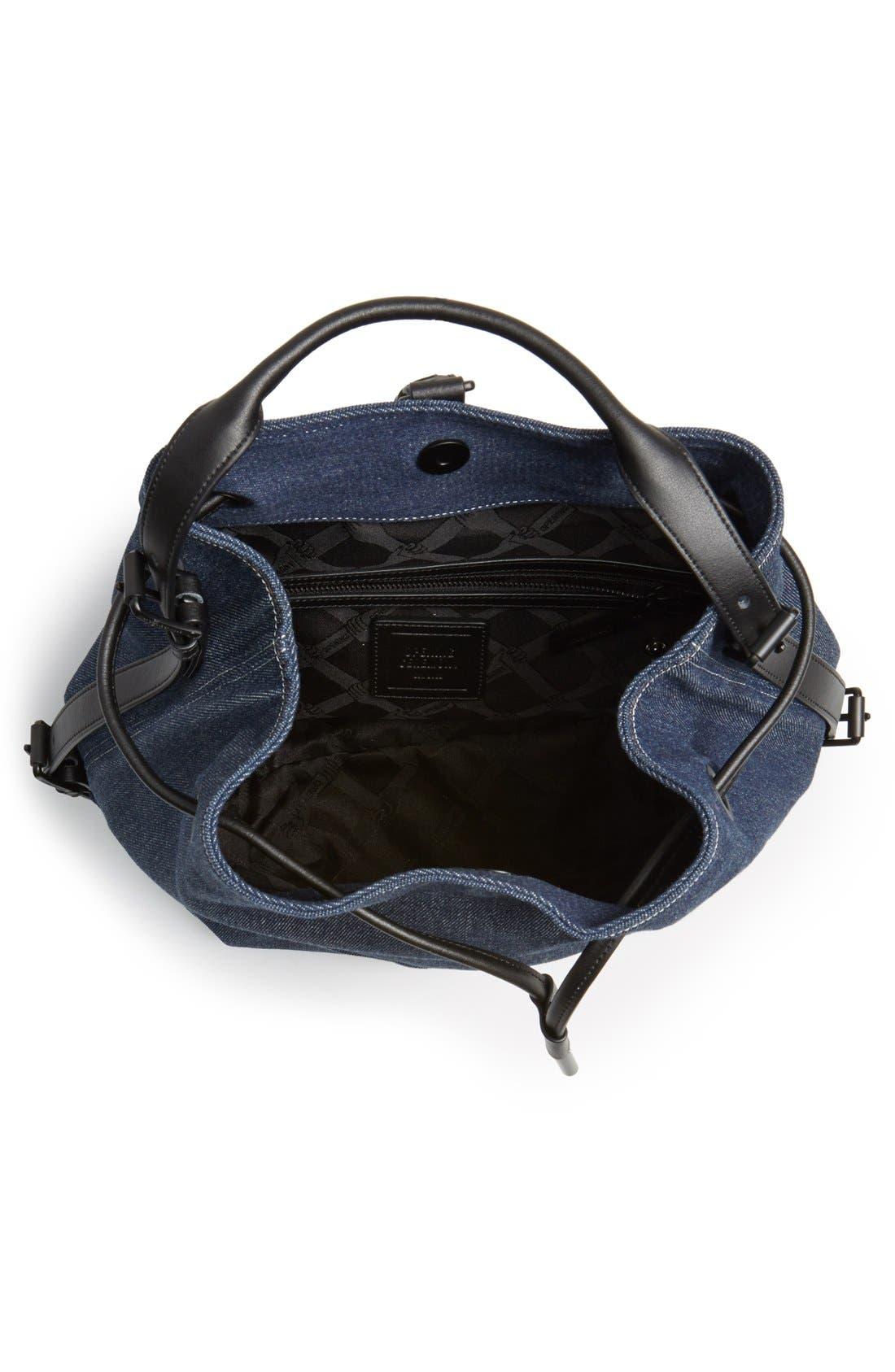 Alternate Image 3  - Opening Ceremony 'Izzy' Denim Backpack