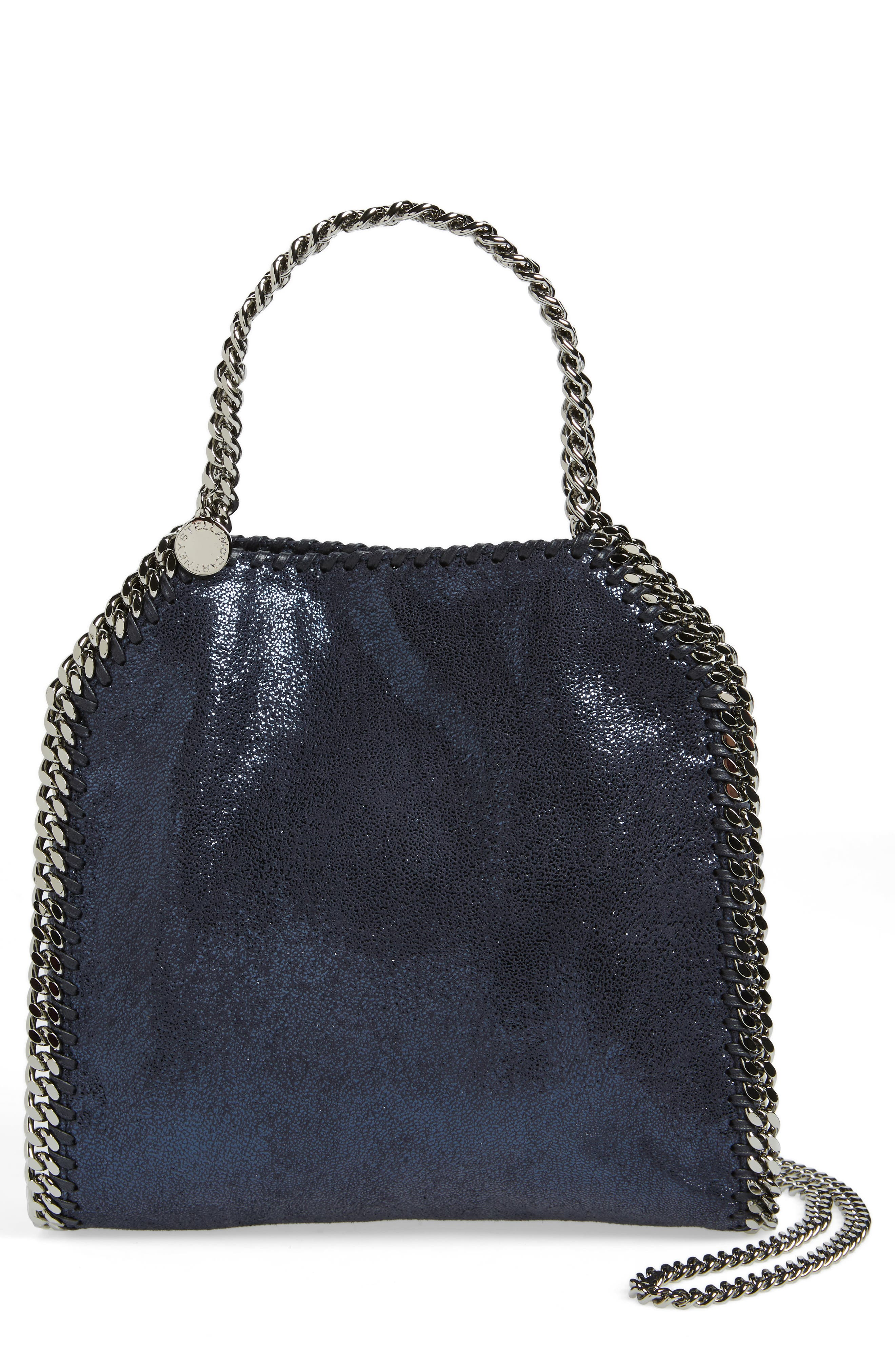 Stella McCartney 'Mini Falabella' Faux Leather Crossbody Bag