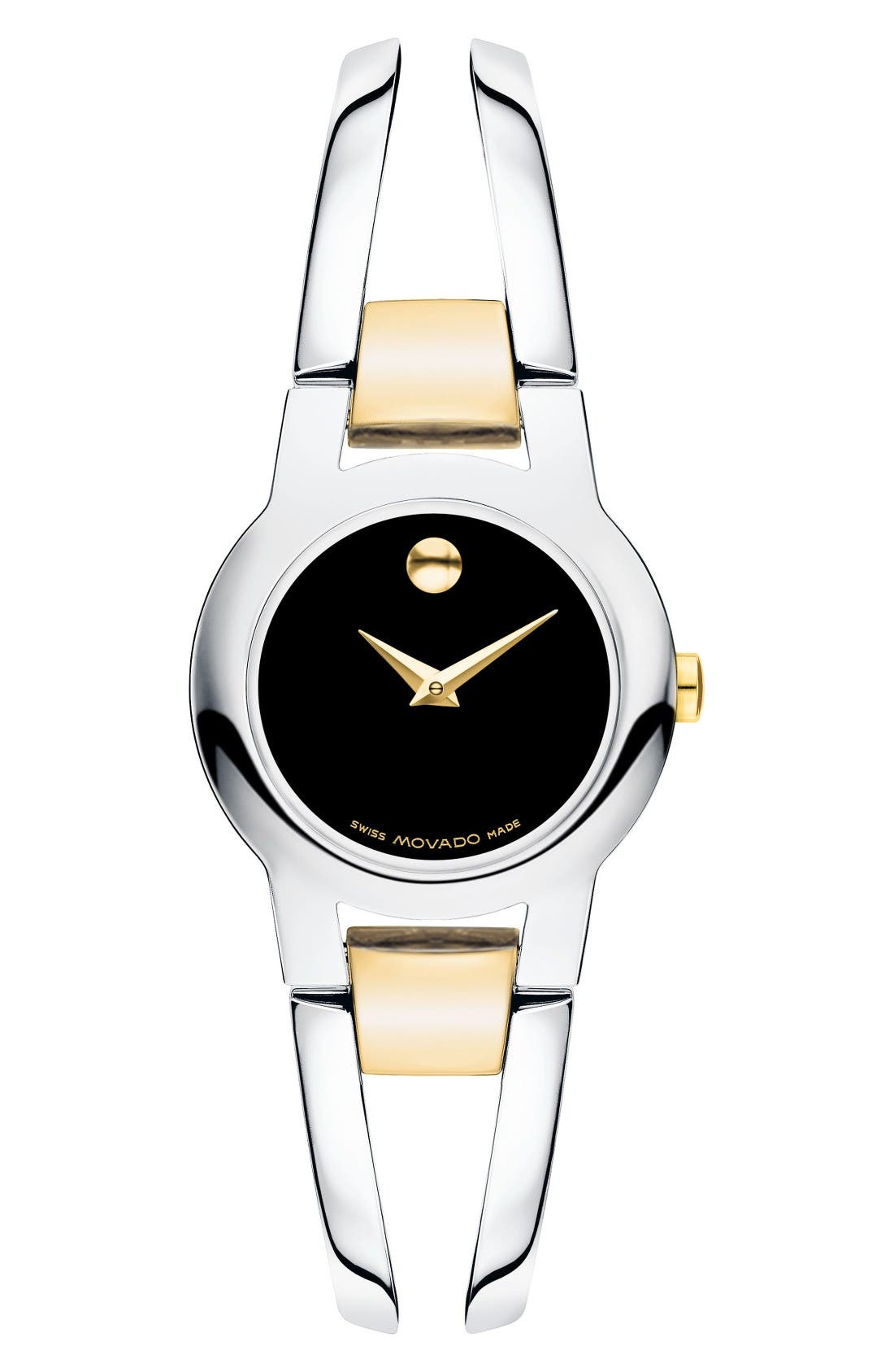 Alternate Image 1 Selected - Movado Amorosa Bracelet Watch, 24mm