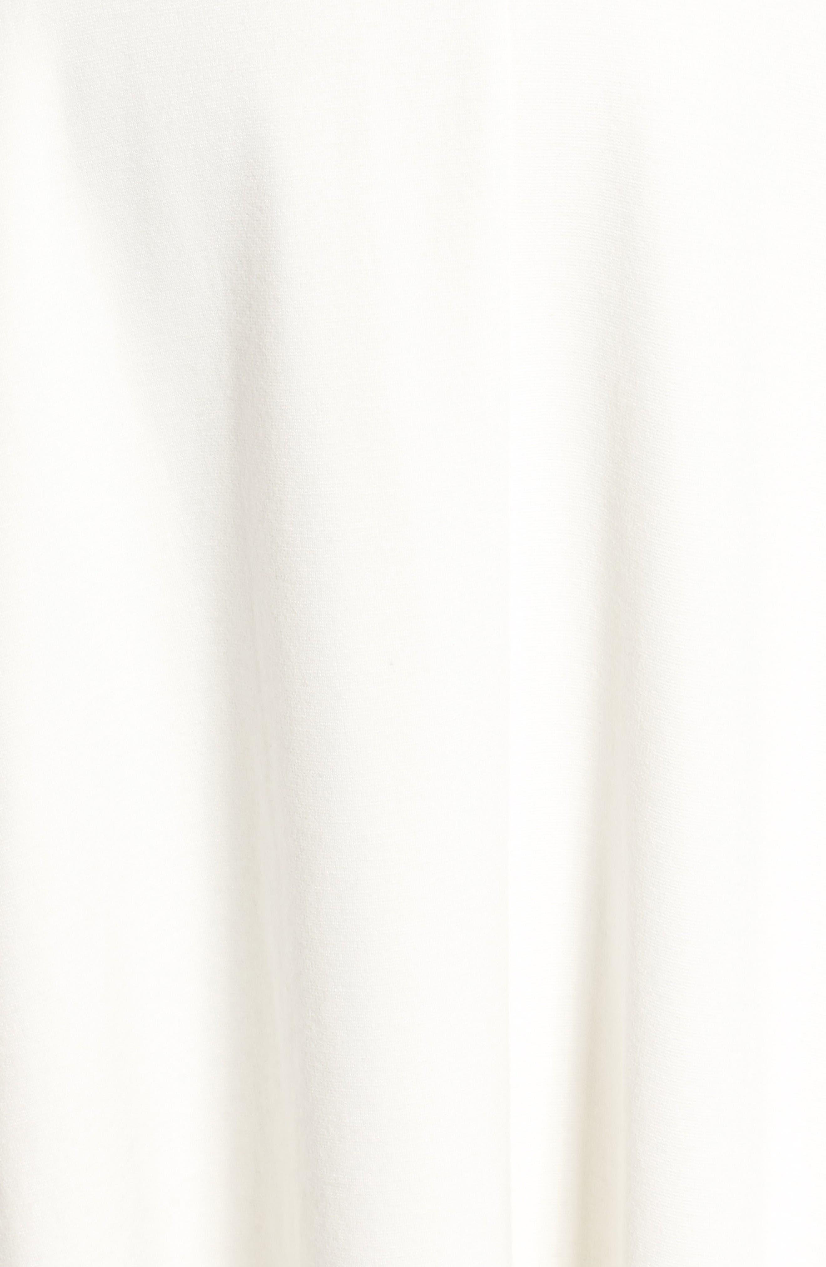 Alternate Image 6  - Leith Stretch Knit Midi Dress