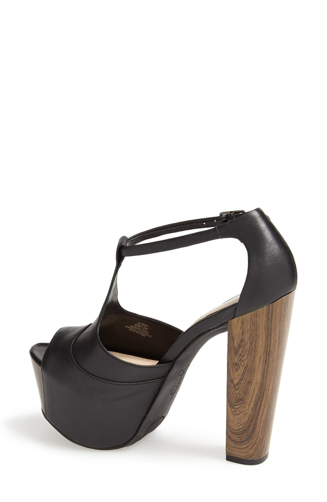 Alternate Image 2  - Jessica Simpson 'Dany' Sandal
