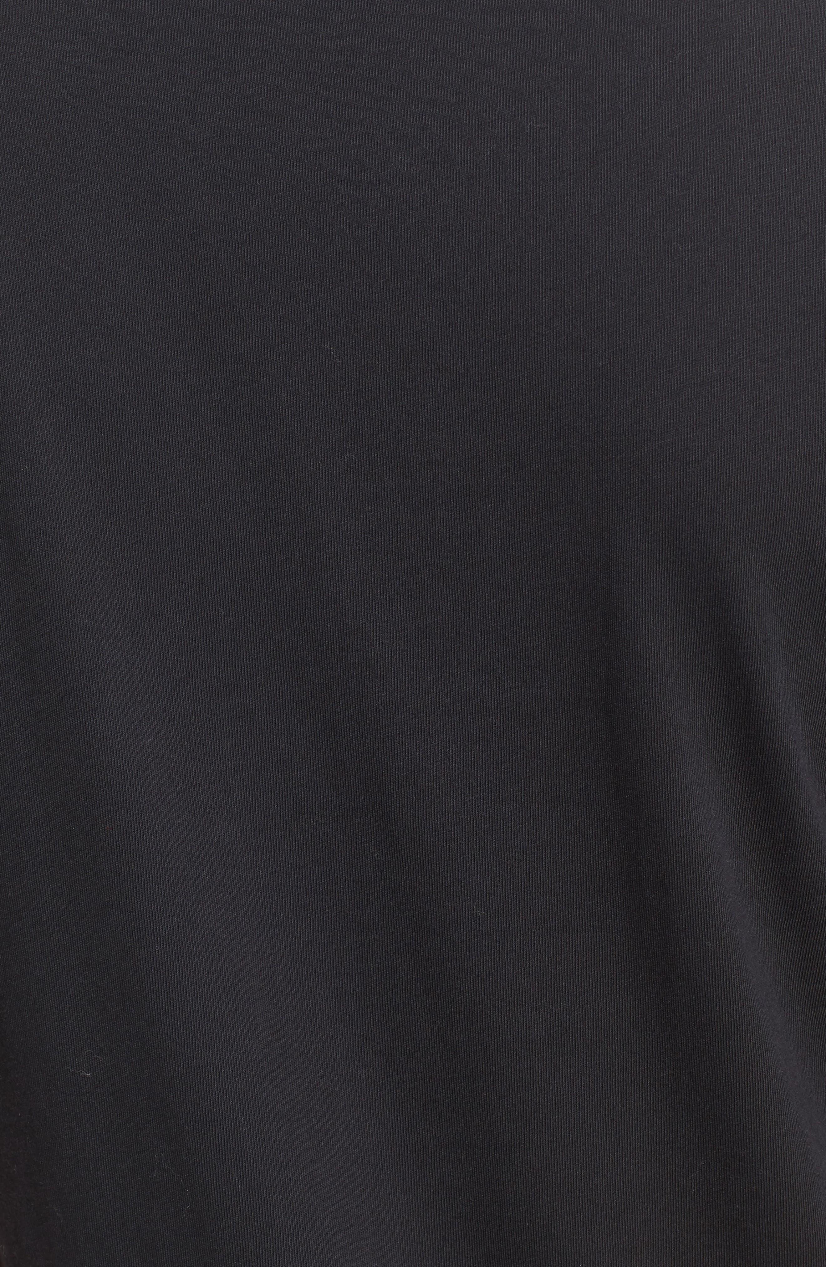 Alternate Image 3  - Burberry Lace Puff Sleeve Tee