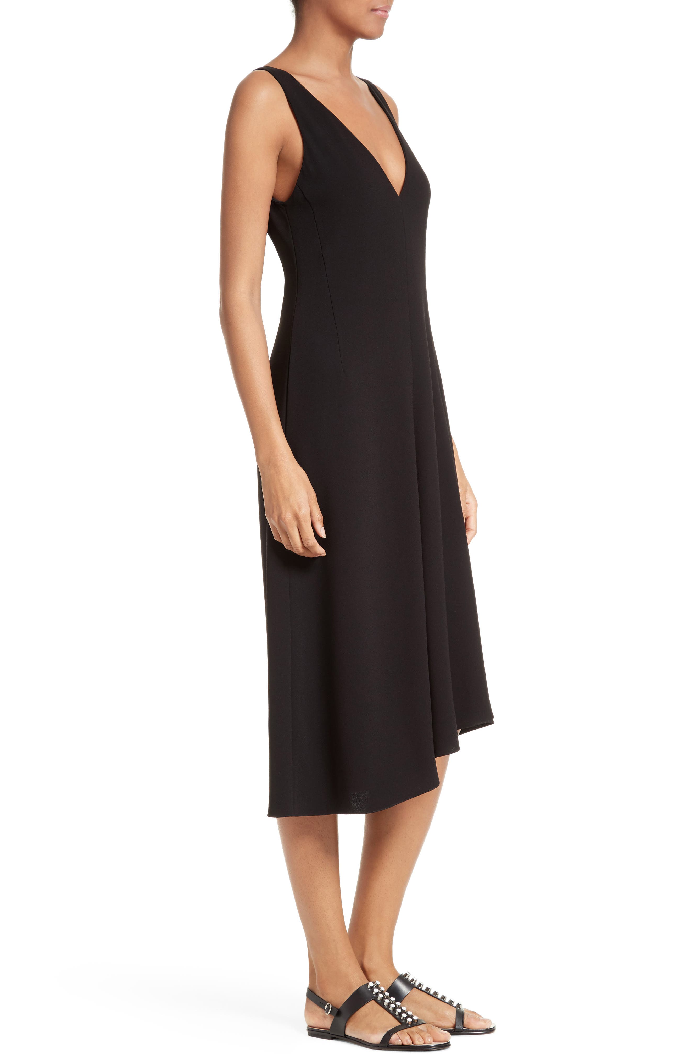 Alternate Image 3  - Theory Tadayon B Elevate Crepe Midi Dress