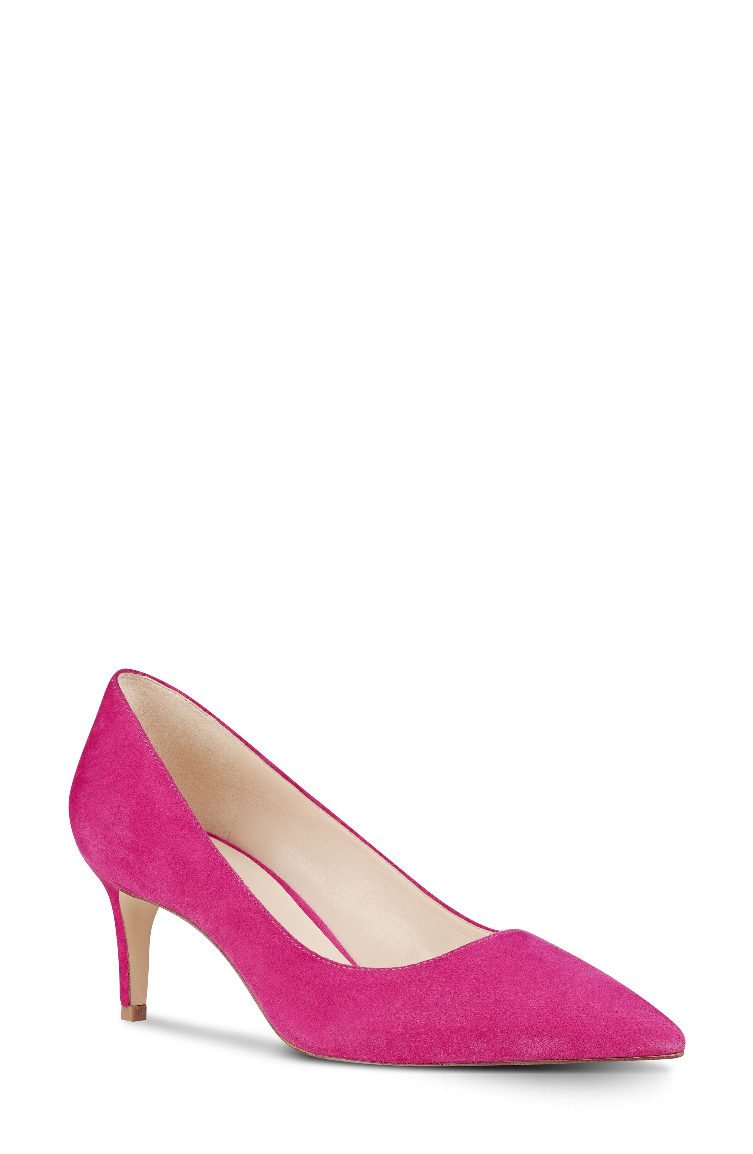 Nine West Smith Pointy Toe Pump (Women)
