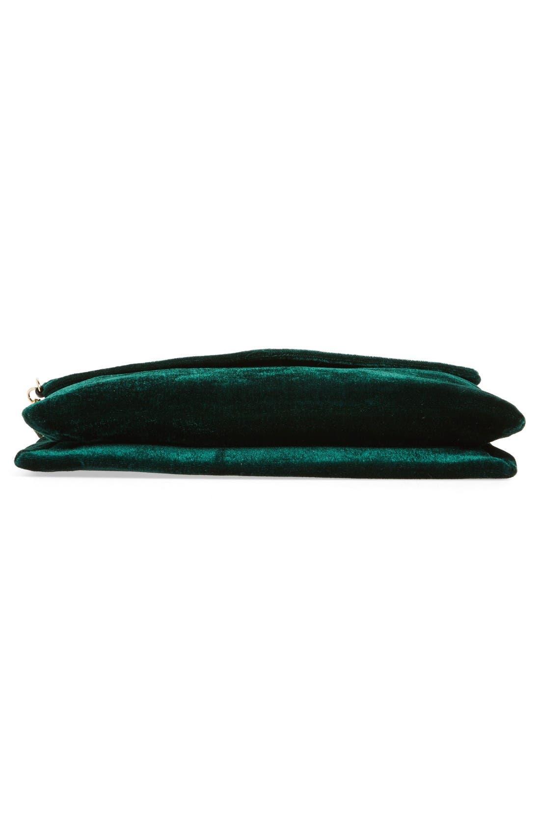 Alternate Image 6  - BP. Tassel Velvet Crossbody Bag
