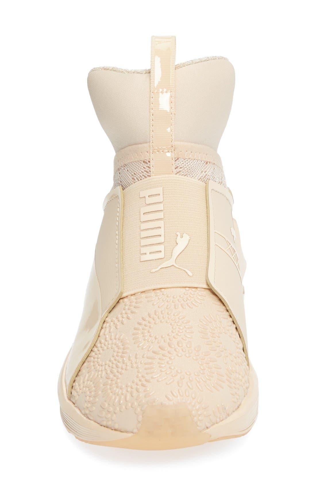 Alternate Image 3  - PUMA Fierce KRM High Top Sneaker (Women)