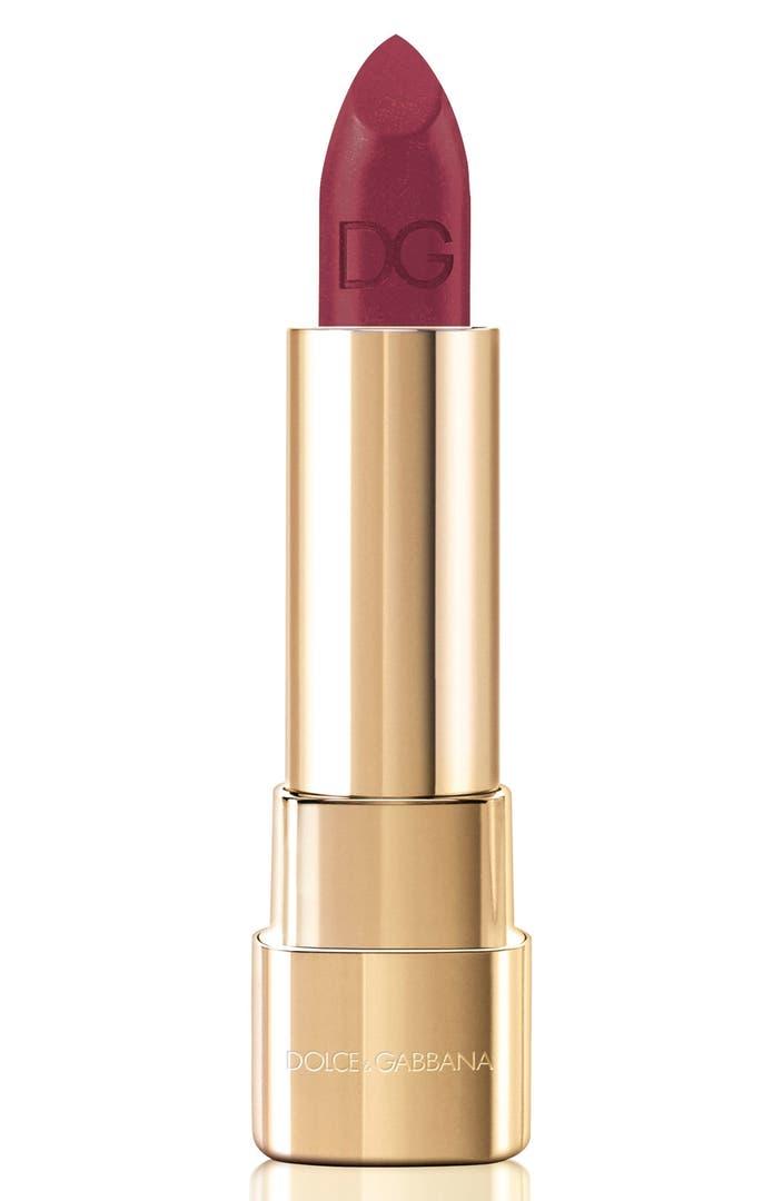 Shine Beauty Beacon M M S Candy Mani: Dolce&Gabbana Beauty Shine Lipstick