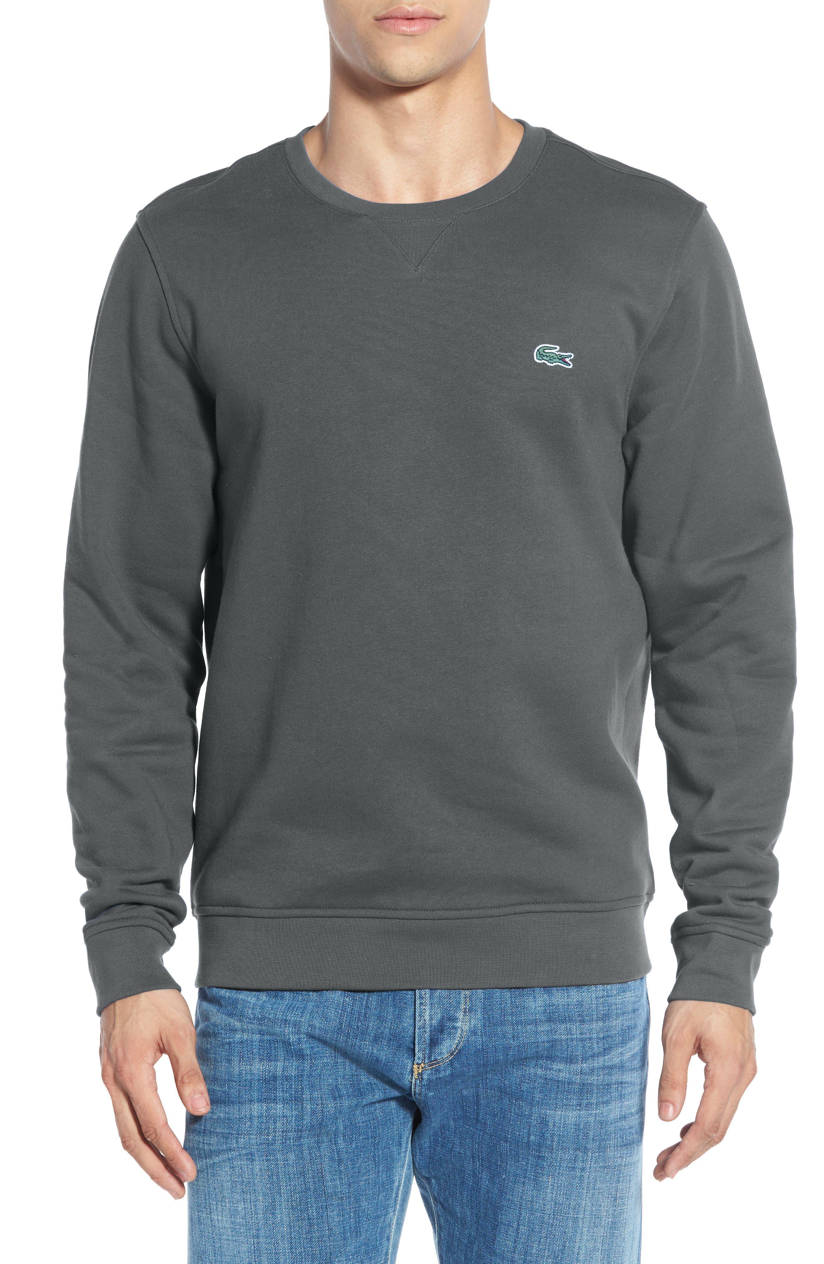 LACOSTE 'Sport' Crewneck Sweatshirt