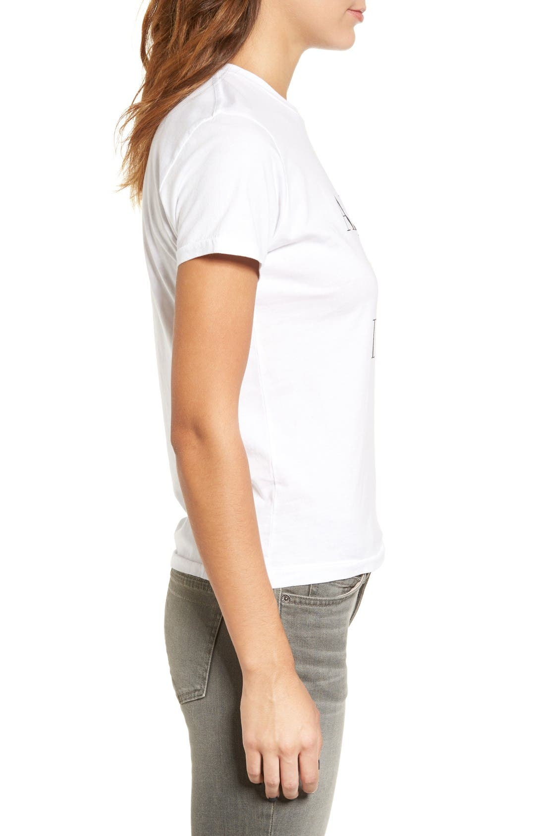 Alternate Image 3  - Sincerely Jules All Day Off Duty Cotton Tee