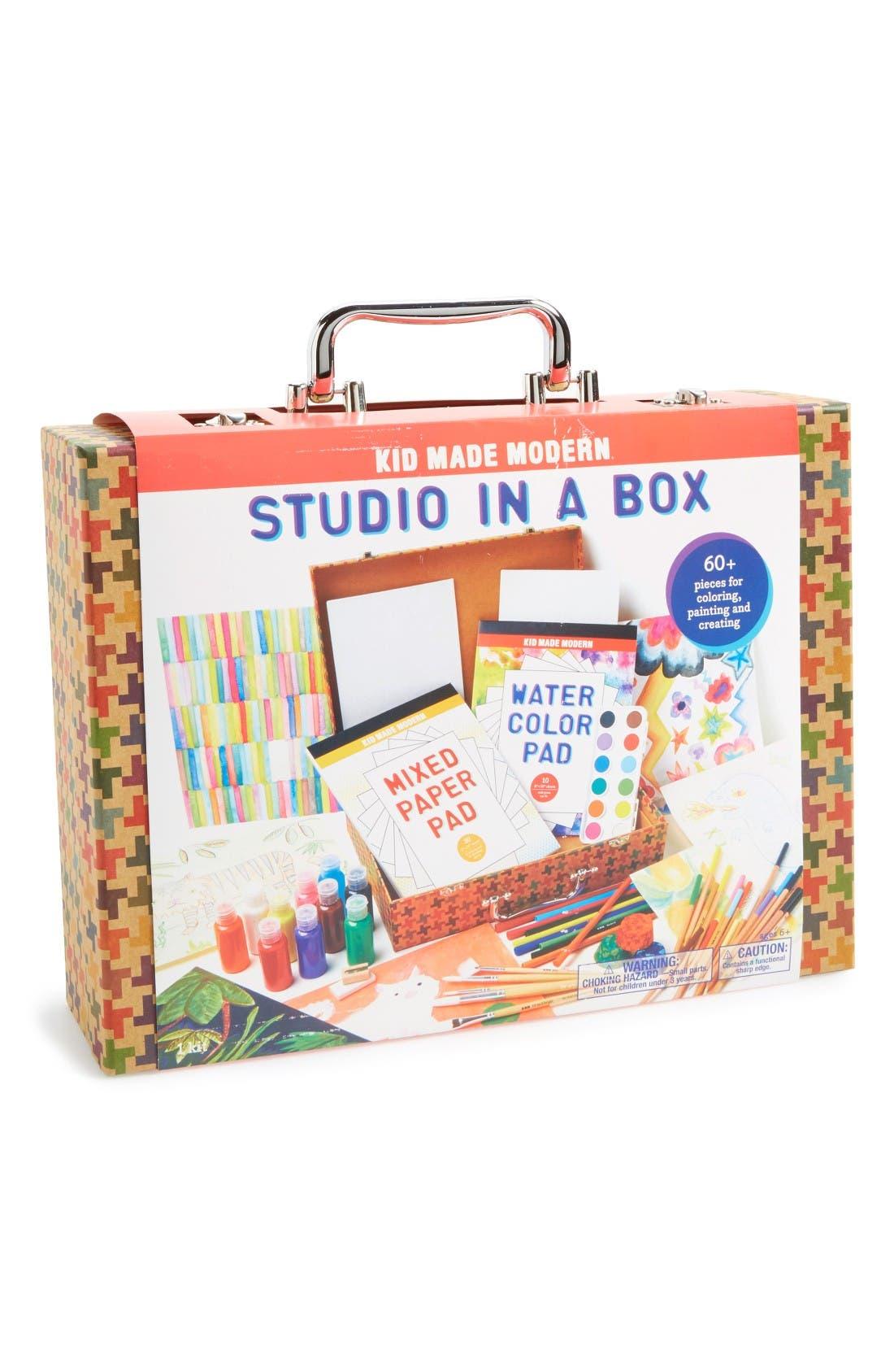 Kid Made Modern Studio In A Box Kit
