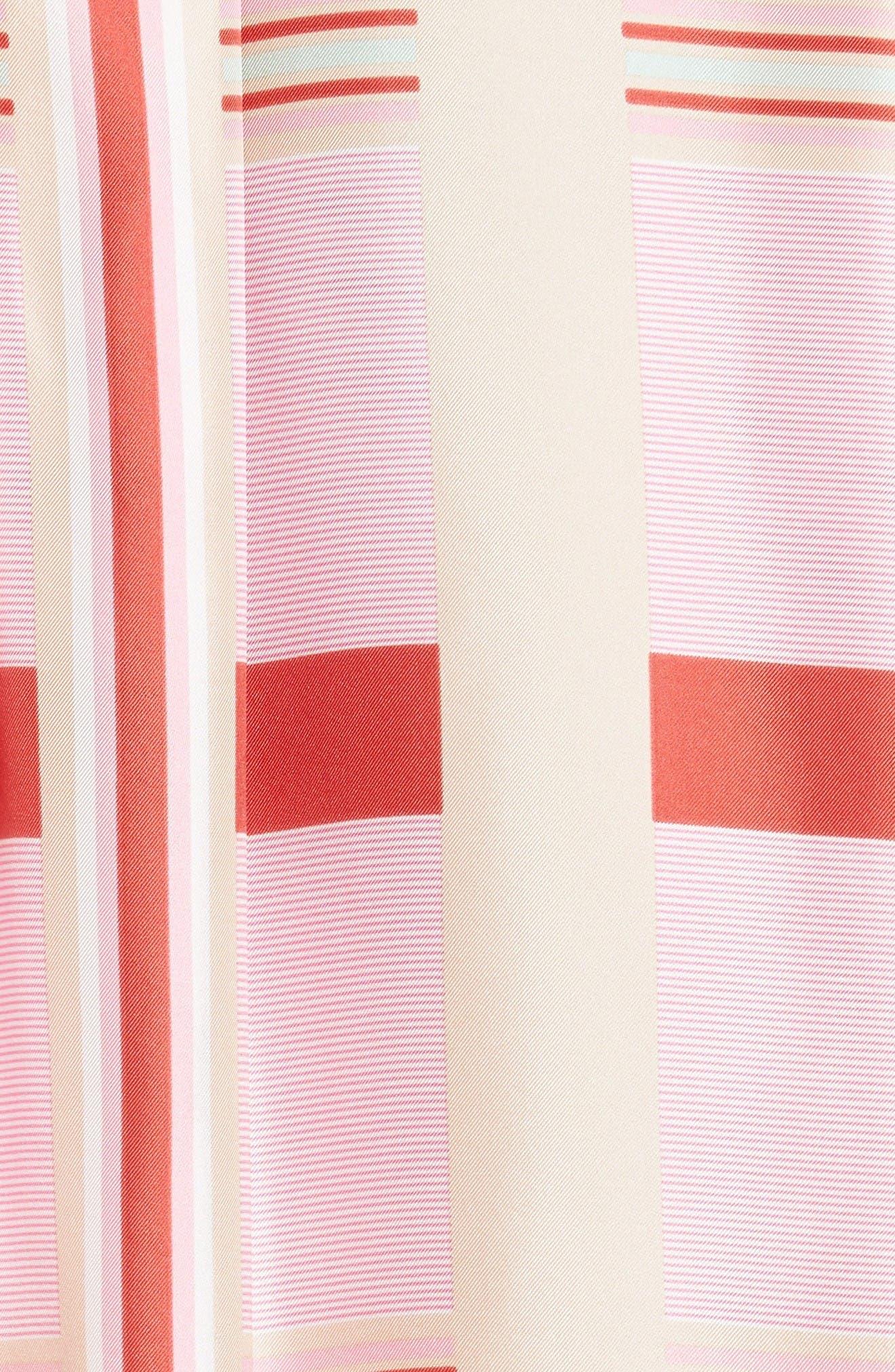 Alternate Image 5  - Diane von Furstenberg Silk Shirtdress