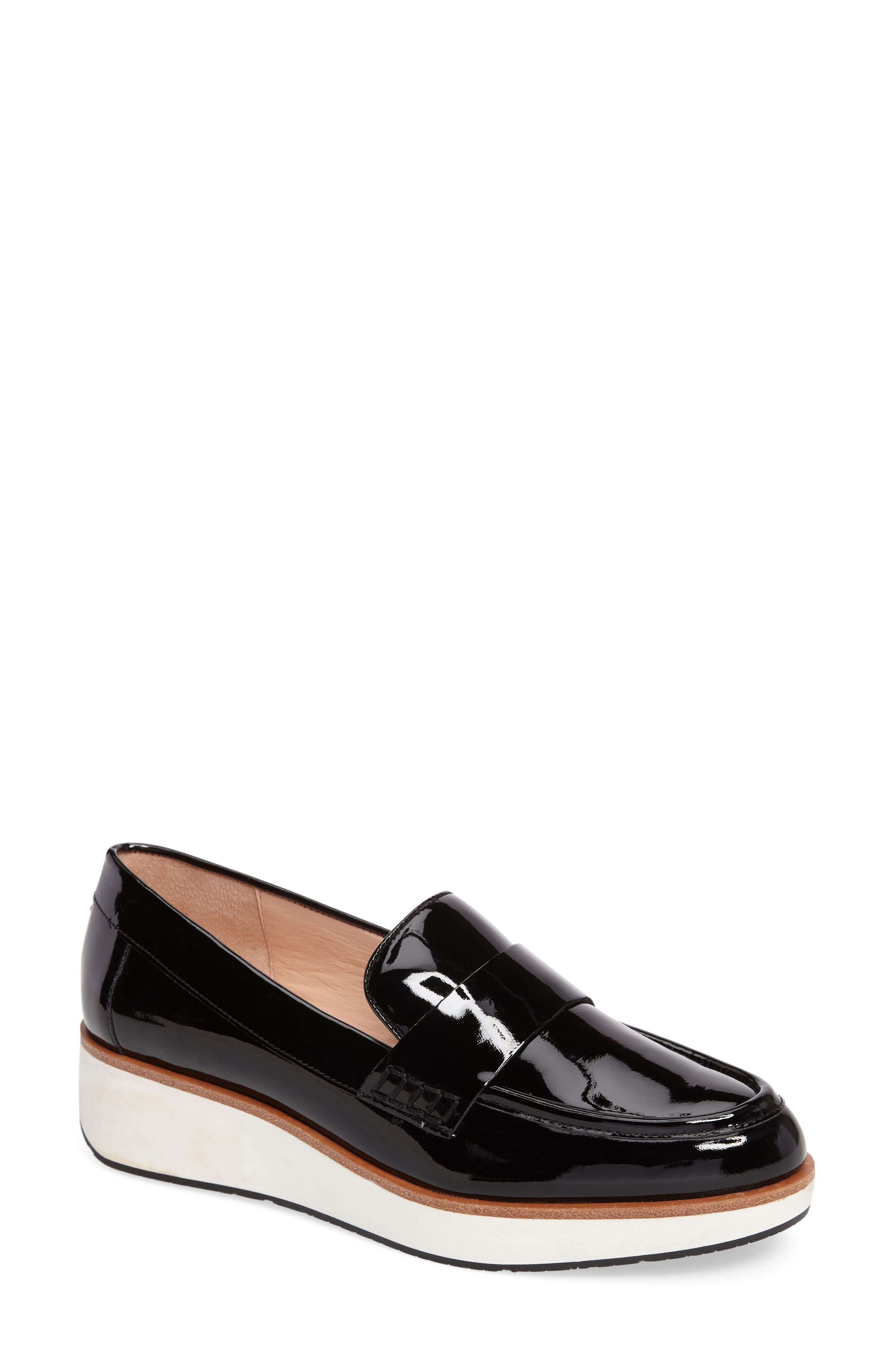 Main Image - kate spade new york priya platform wedge loafer (Women)