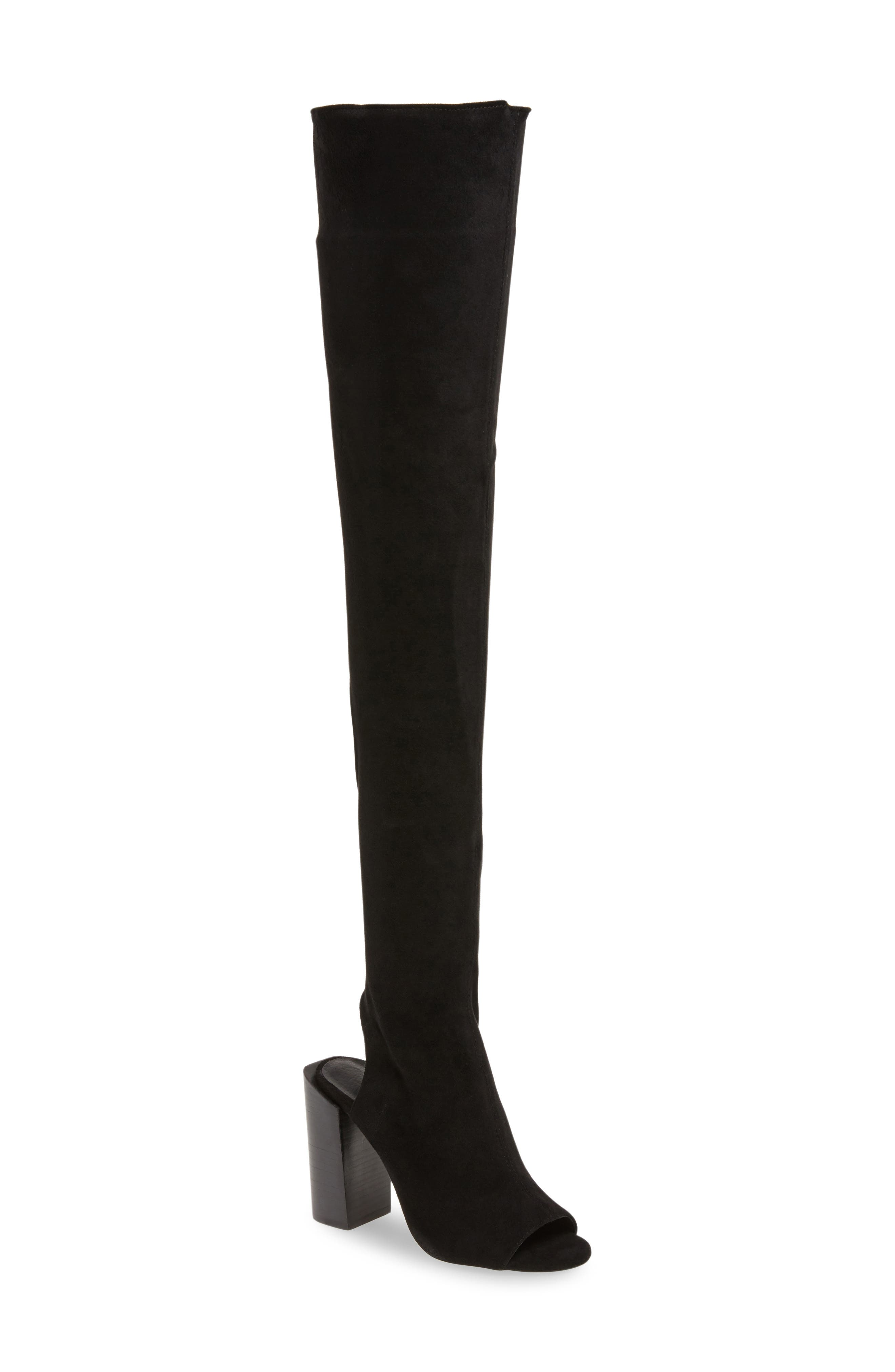Jeffrey Campbell Capricorn Over-the-Knee Boot (Women)
