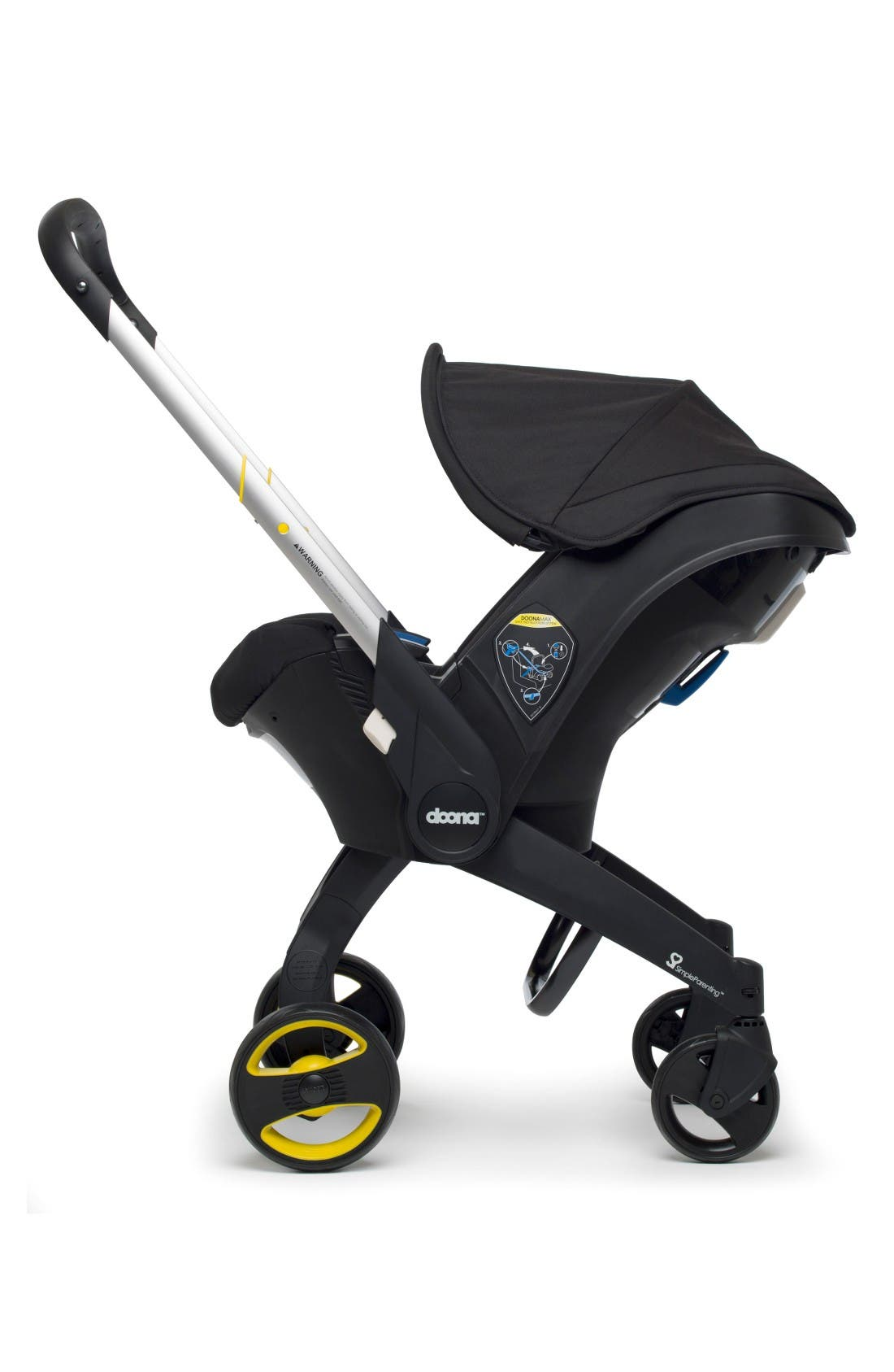 Doona Convertible Infant Car Seat/Compact Stroller System