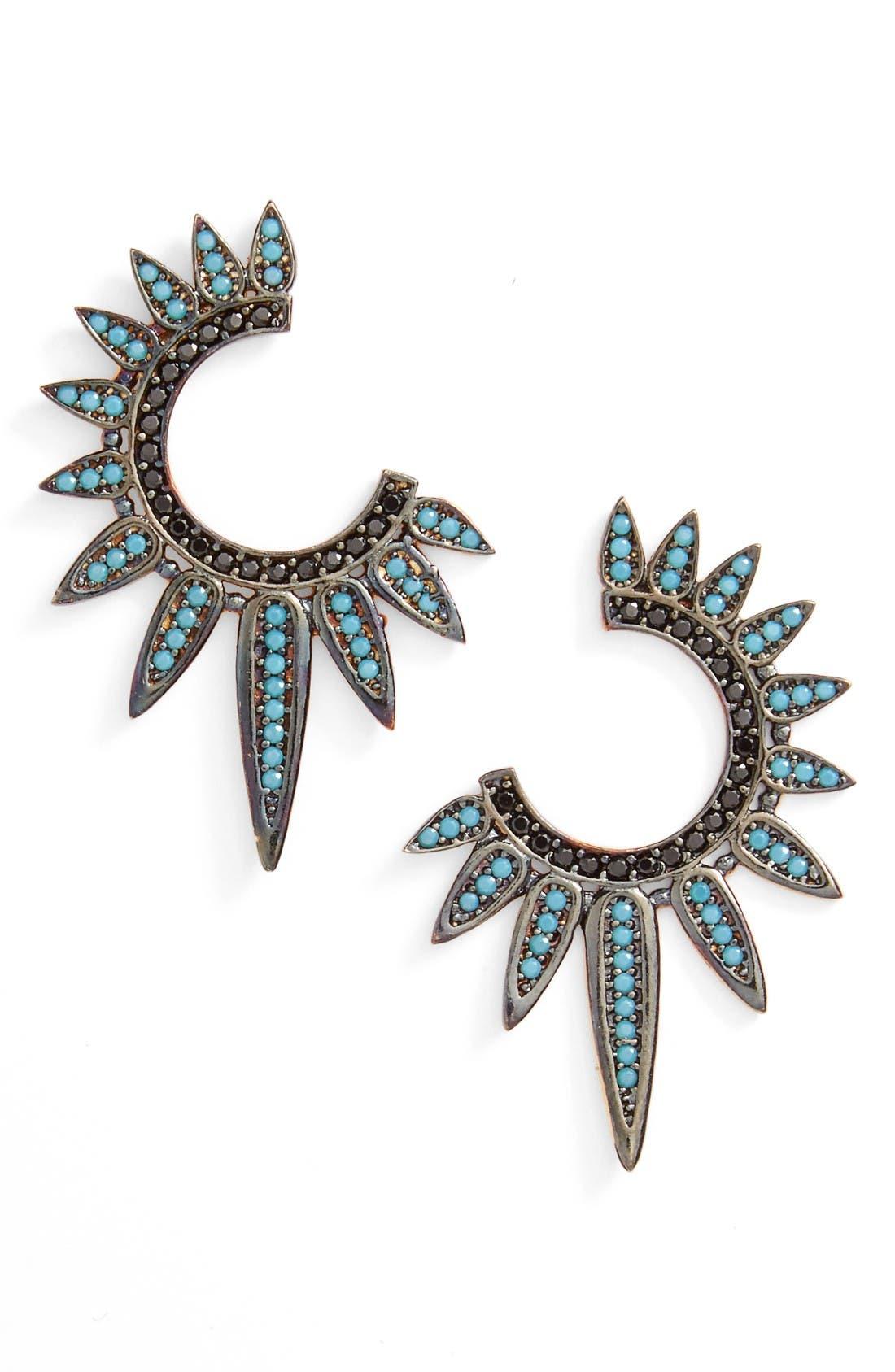 KAREN LONDON Obviously Amazing Earrings