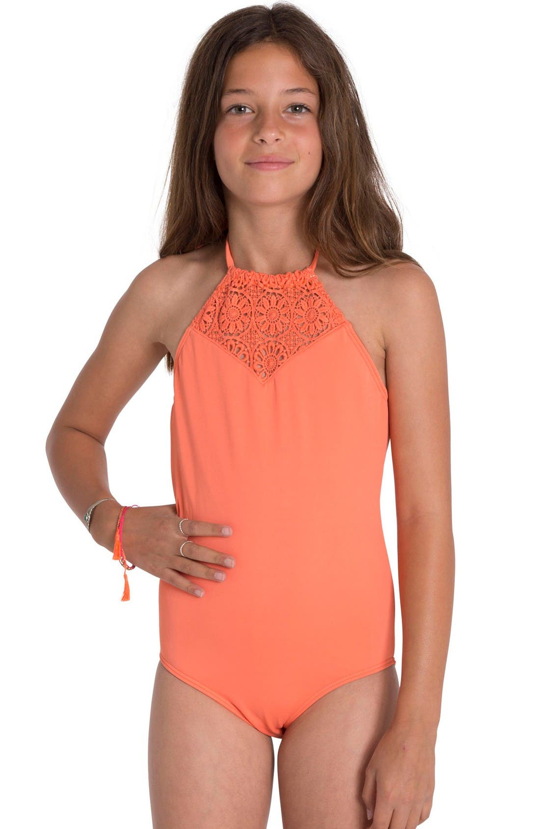 BILLABONG Just Beachy One-Piece Swimsuit